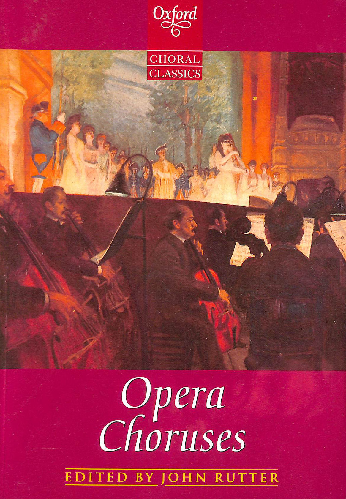 Image for Opera Choruses: Vocal Score
