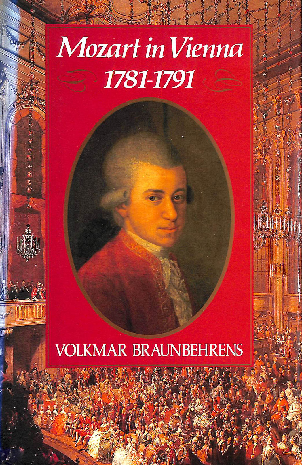 Image for Mozart in Vienna