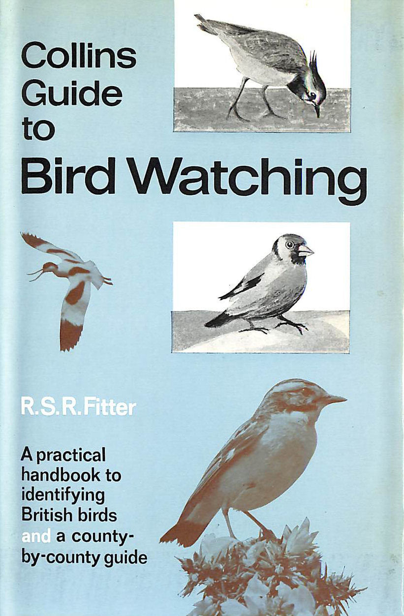Image for Collins Guide to Bird Watching