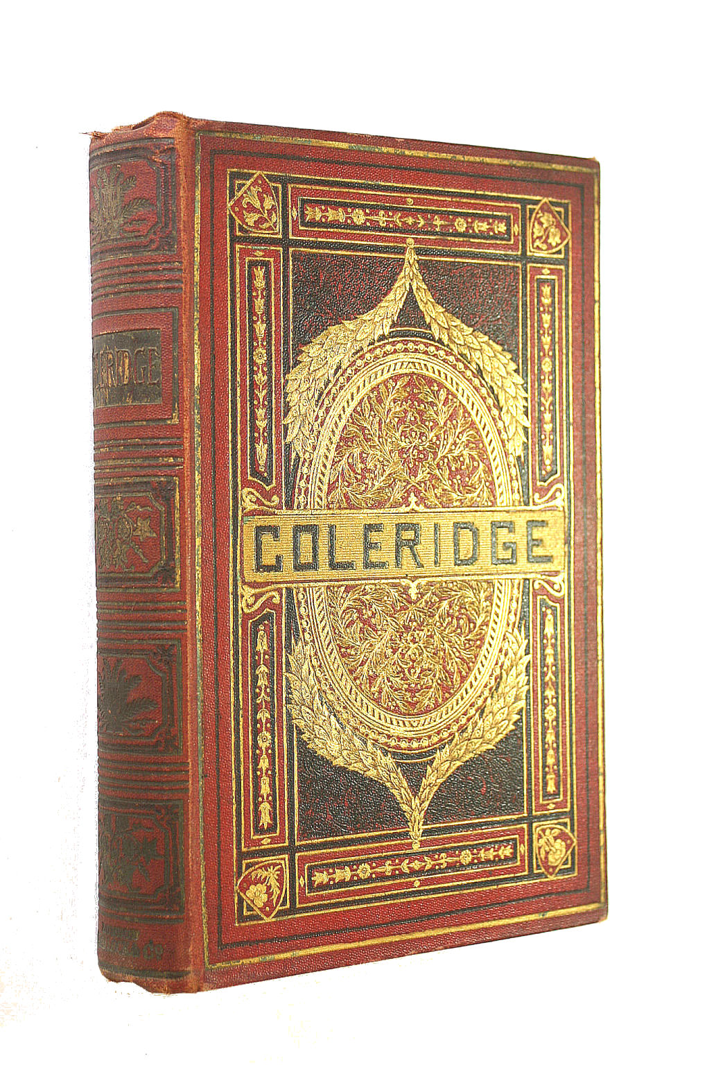 Image for The Poetical Works Of Samuel T. Coleridge
