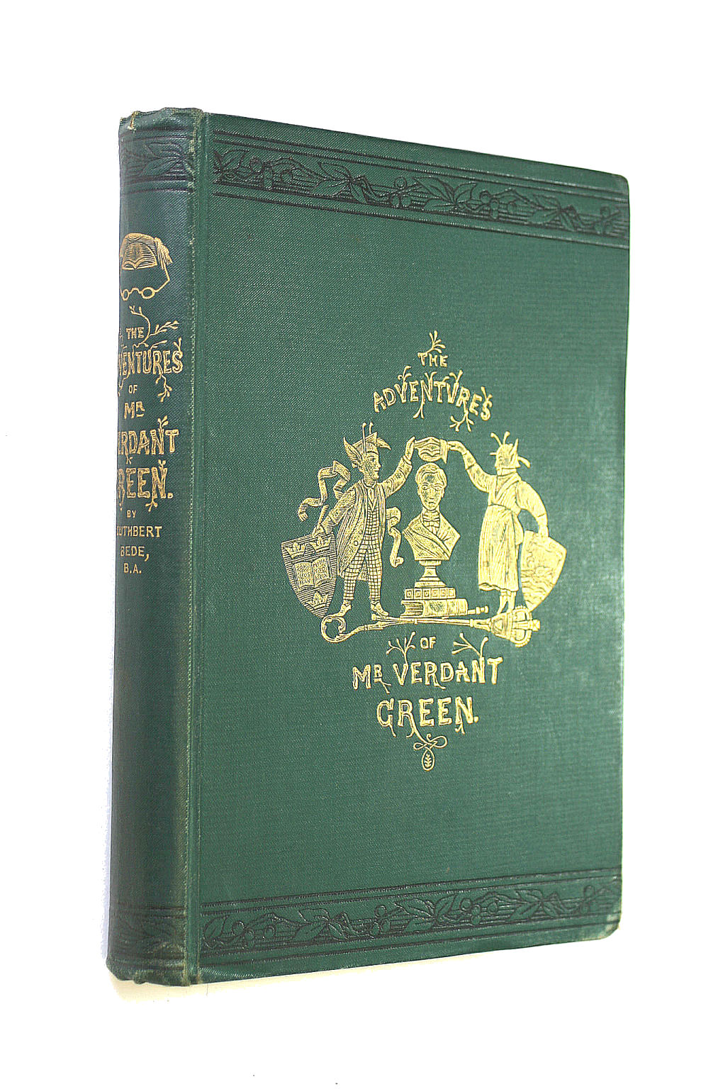 Image for The Adventues of Mr Verdant Green