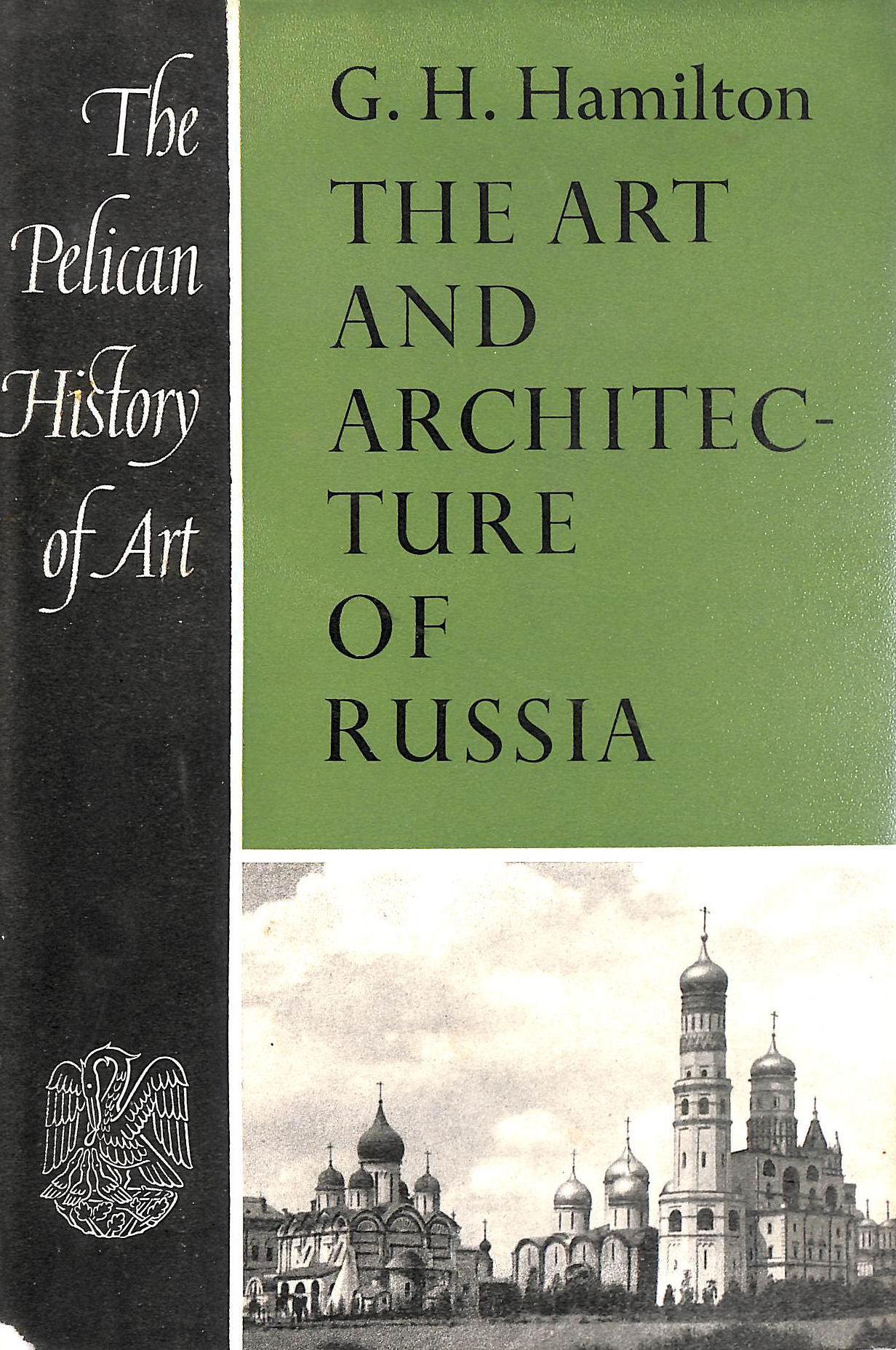 Image for The Art And Architecture Of Russia