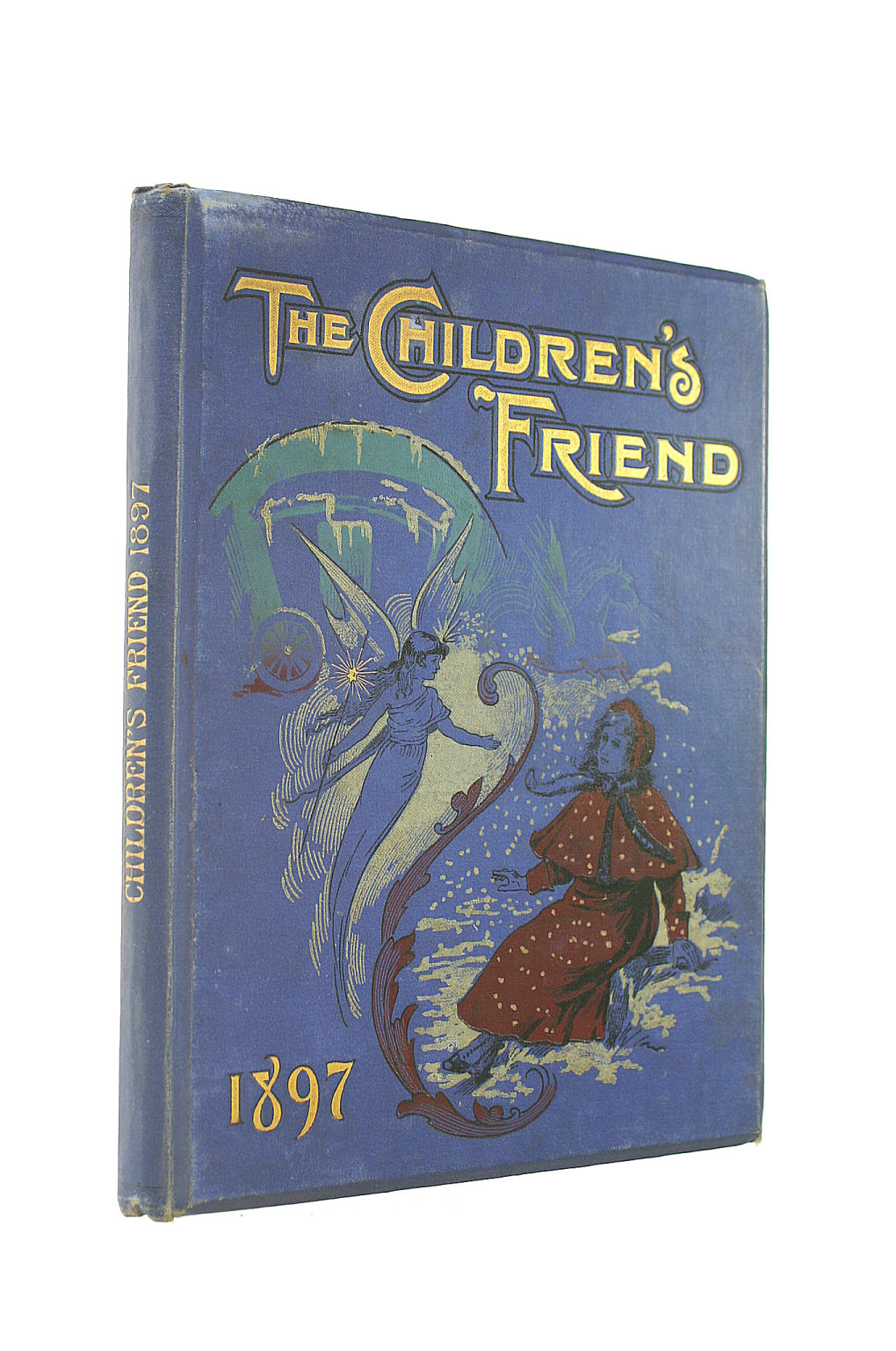 Image for The Children'S Friend 1897