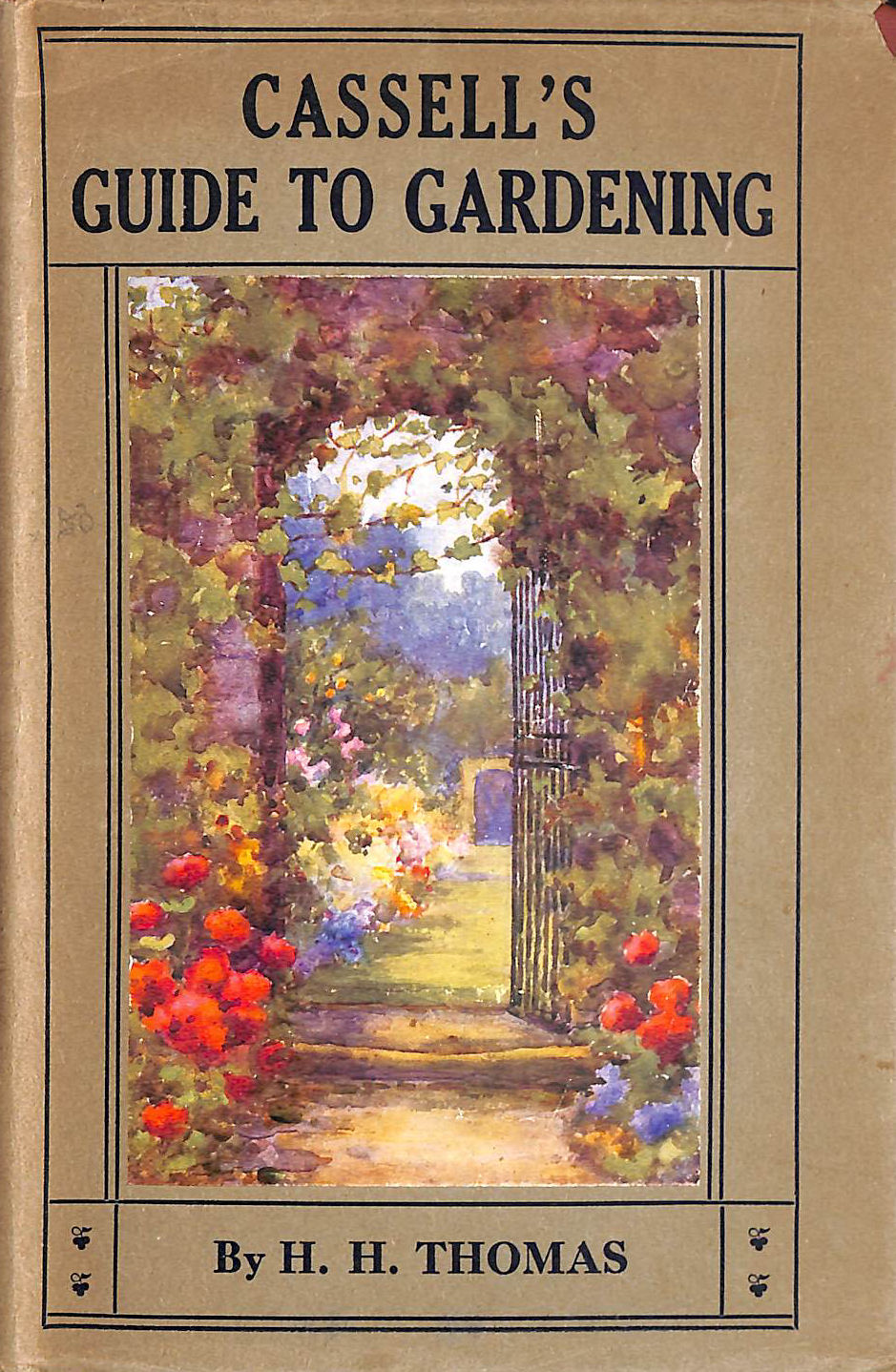 Image for Cassell's Guide to Gardening