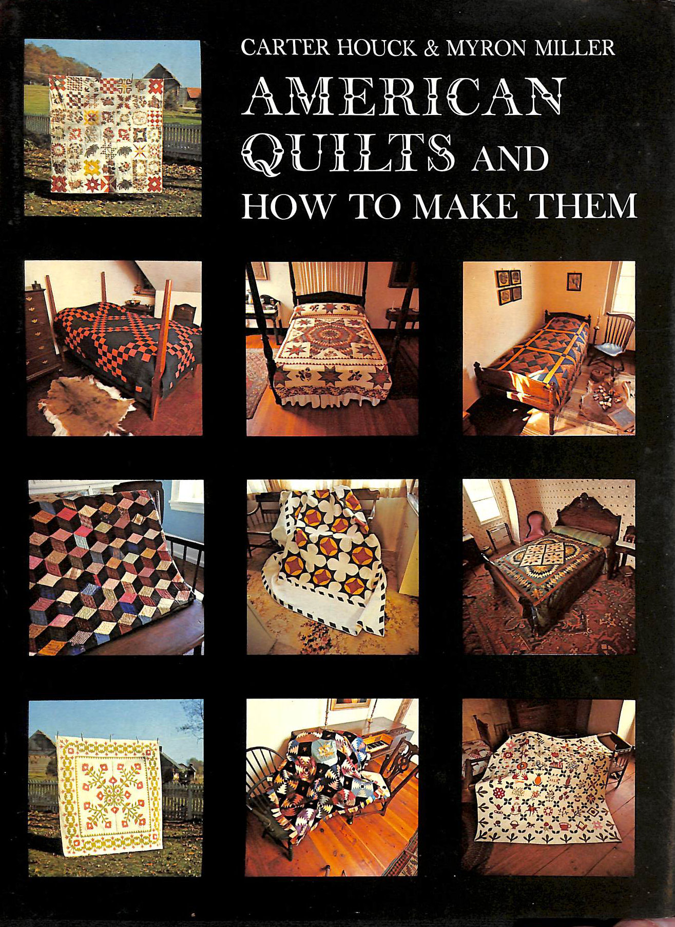 Image for American Quilts and How to Make Them