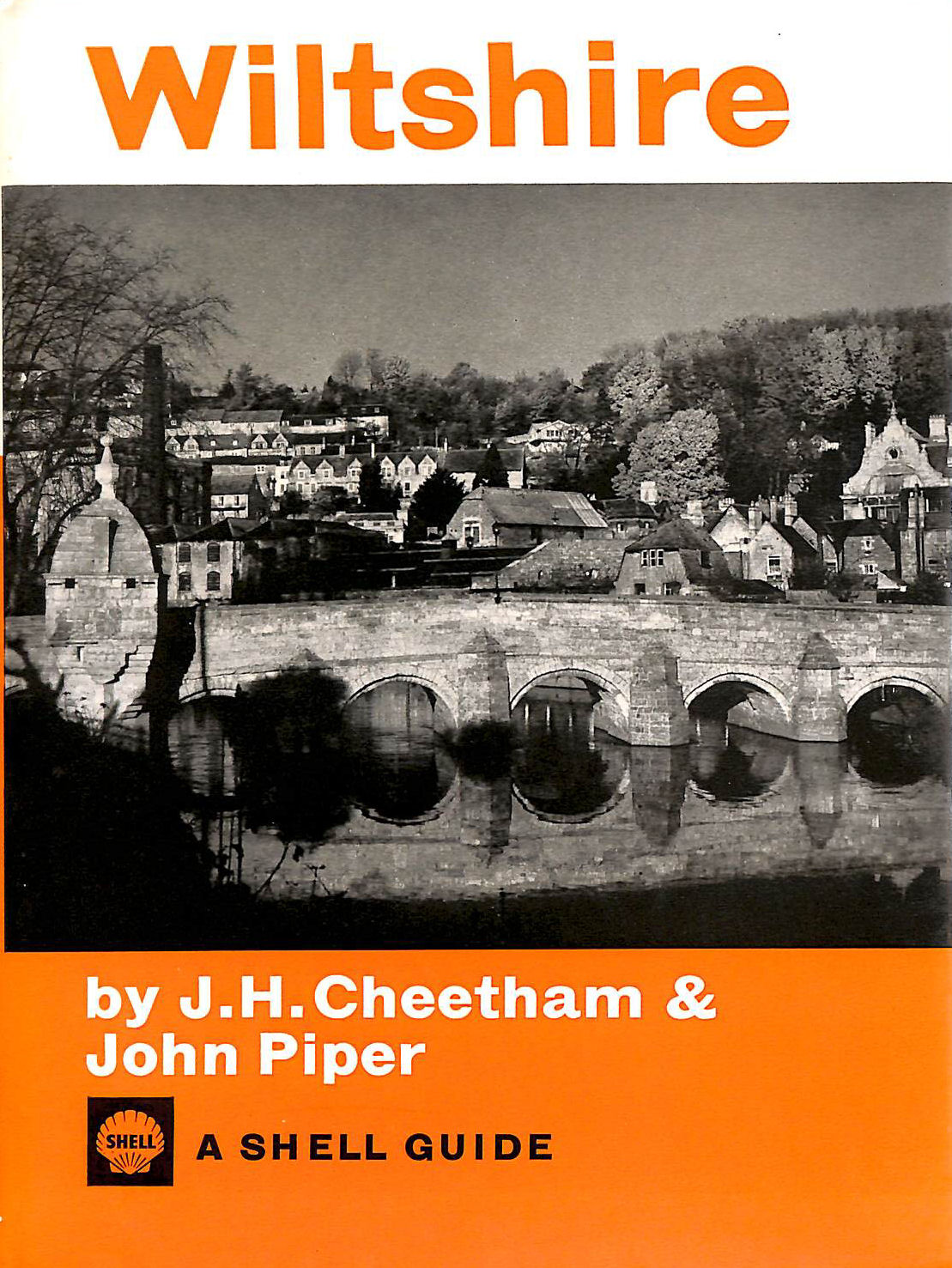 Image for Wiltshire (Shell Guides)