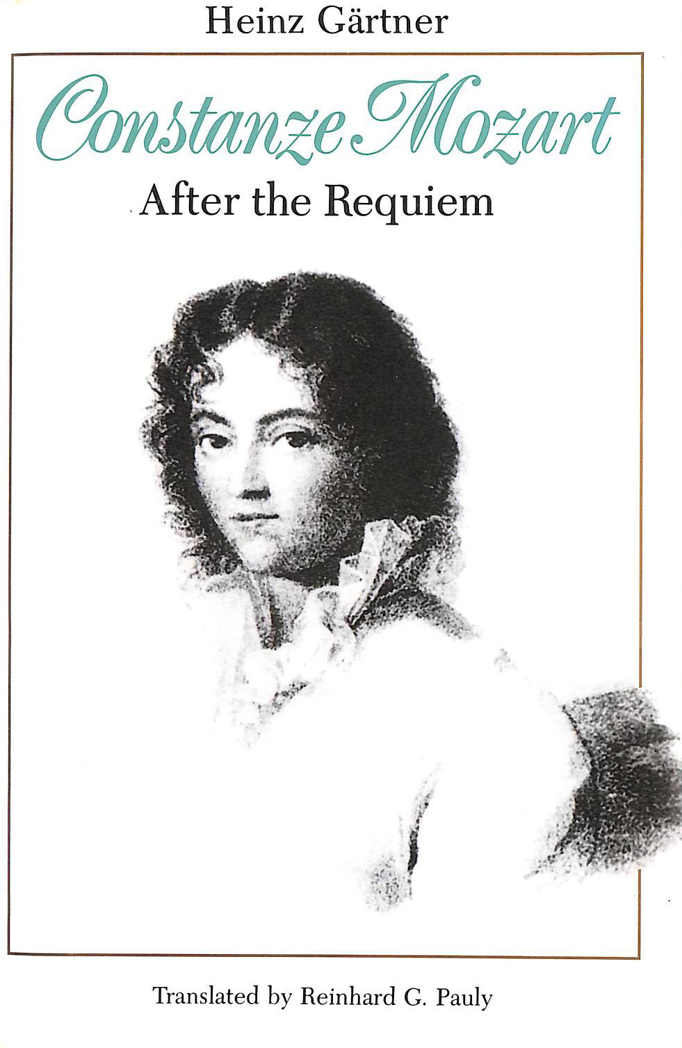 Image for Constanze Mozart: After the Requiem