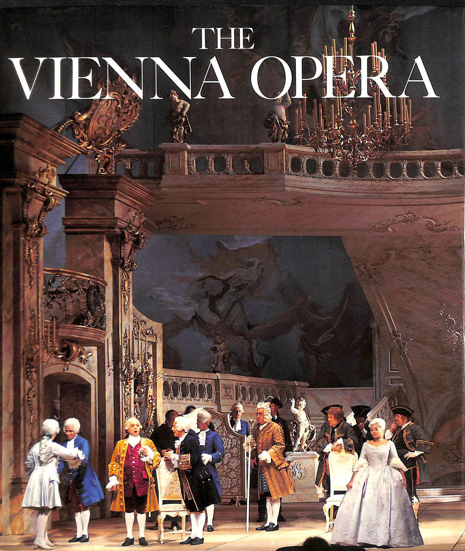 Image for The Vienna Opera