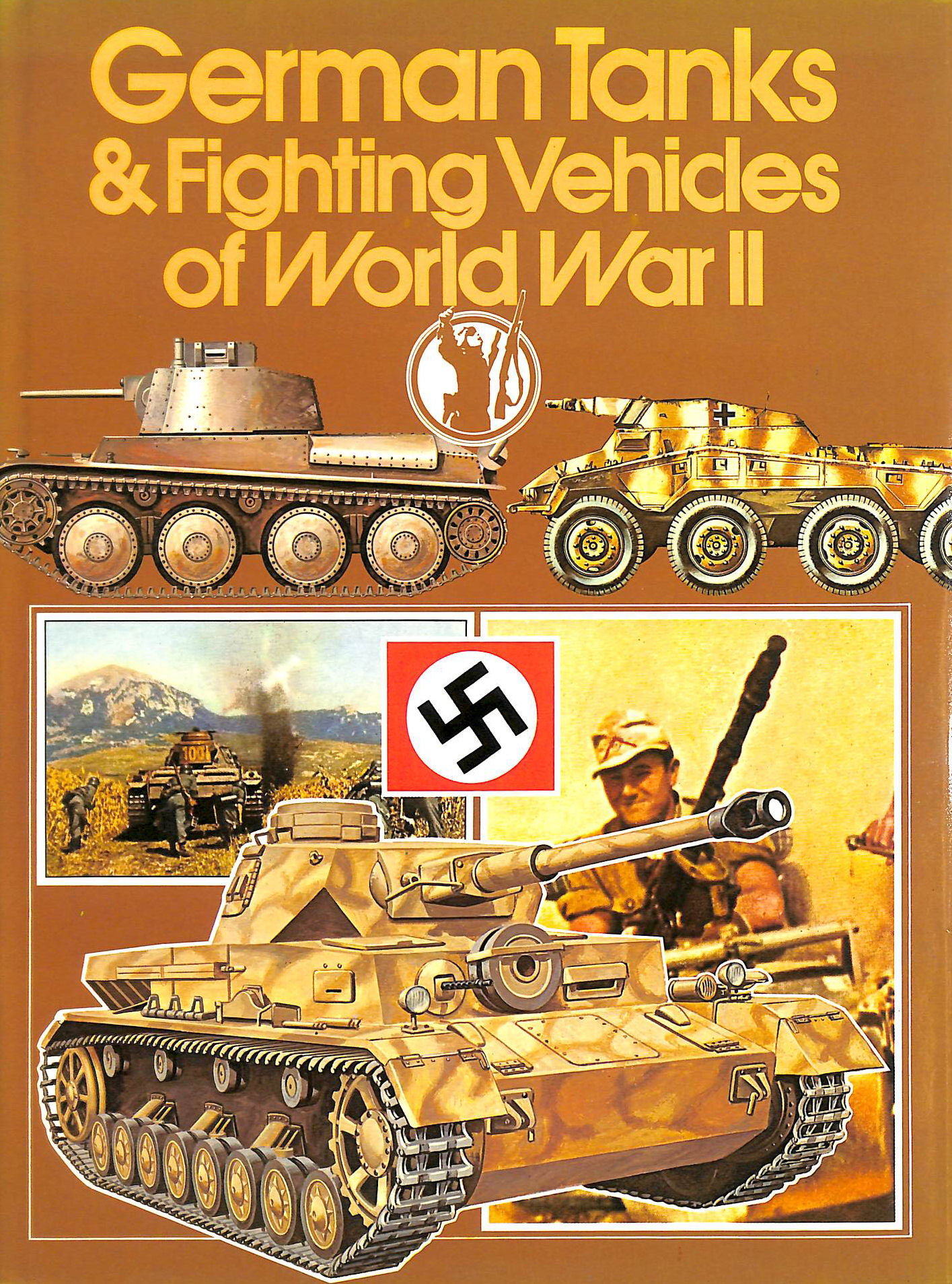 Image for German Tanks and Fighting Vehicles of World War II