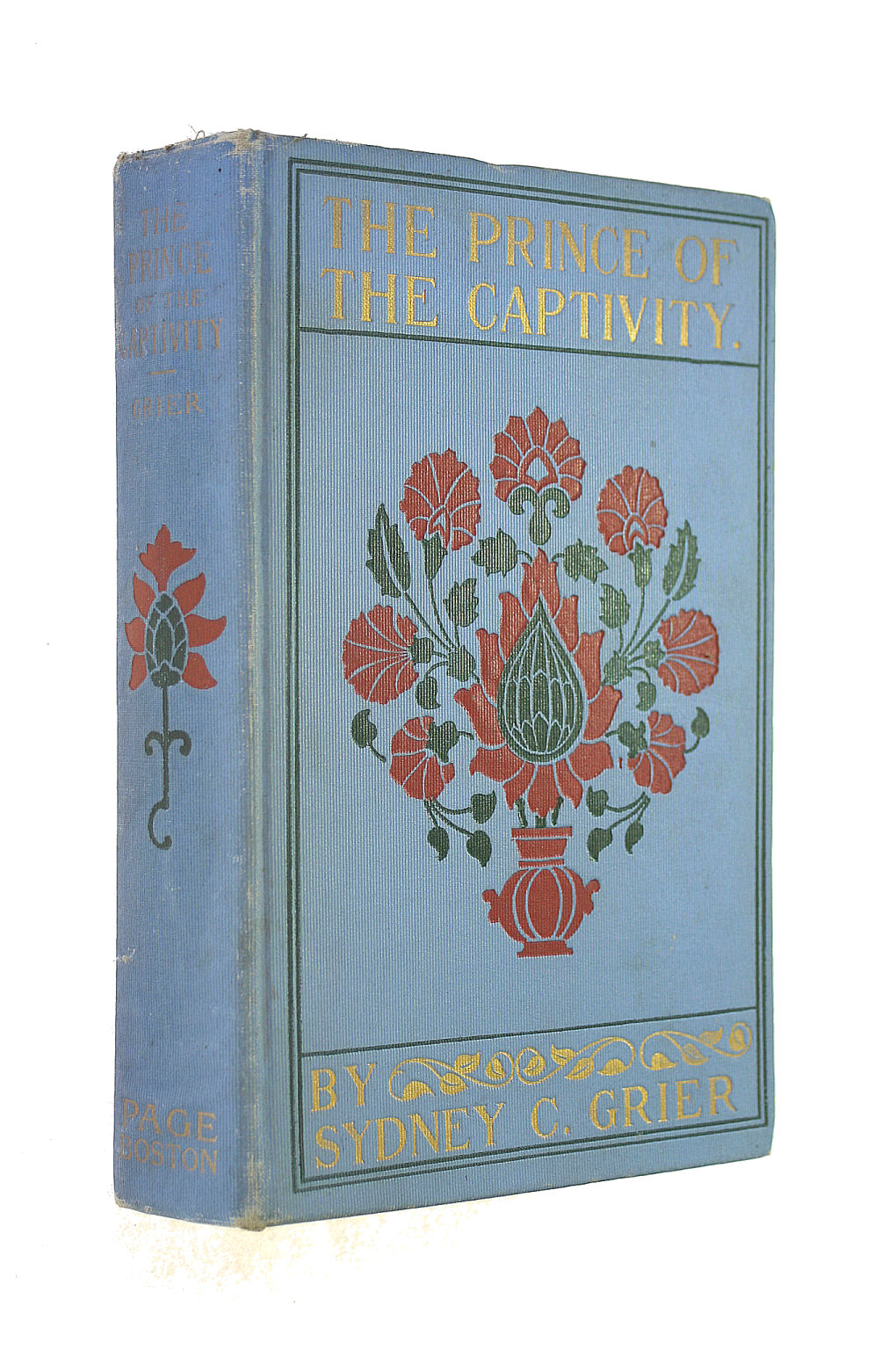 Image for Prince of the Captivity: the epilogue to a romance