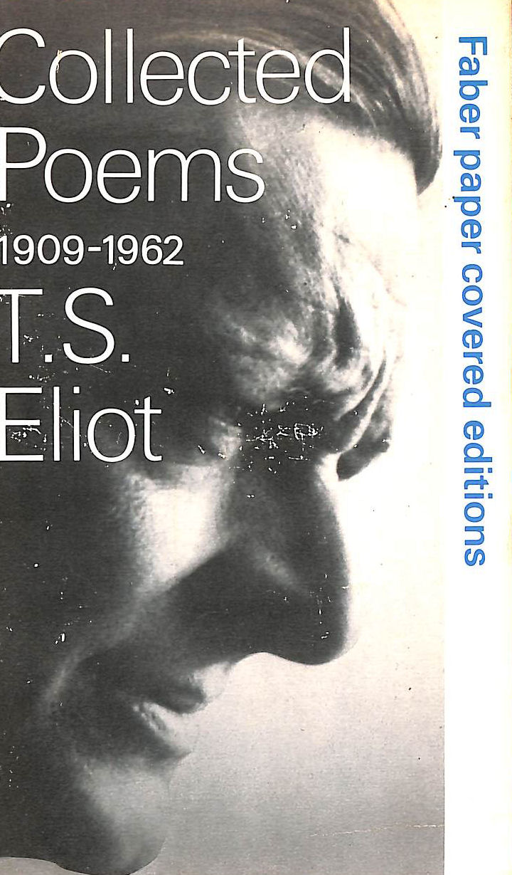 Image for Collected Poems 1909-62 (Faber Paper Covered Editions)