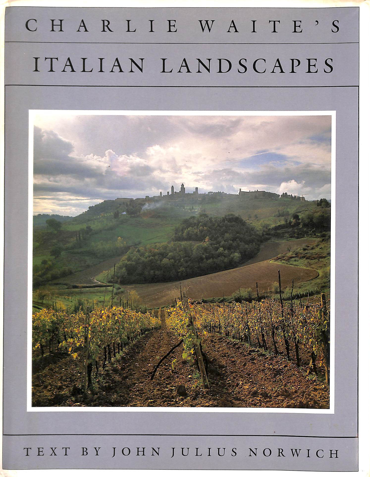 Image for Charlie Waite's Italian Landscapes