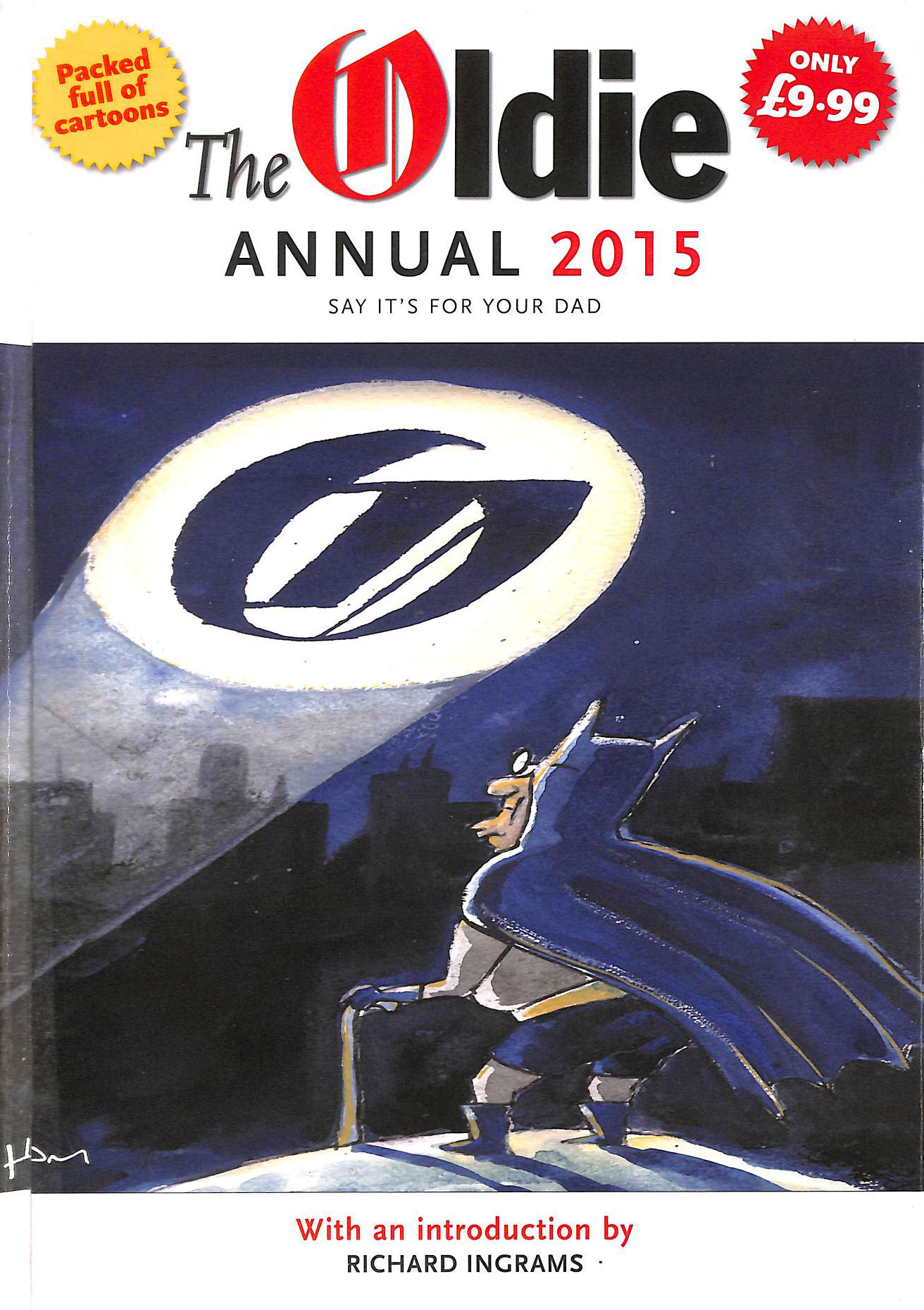 Image for The Oldie Annual 2015: With an Introduction by Richard Ingrams (Annuals 2015)