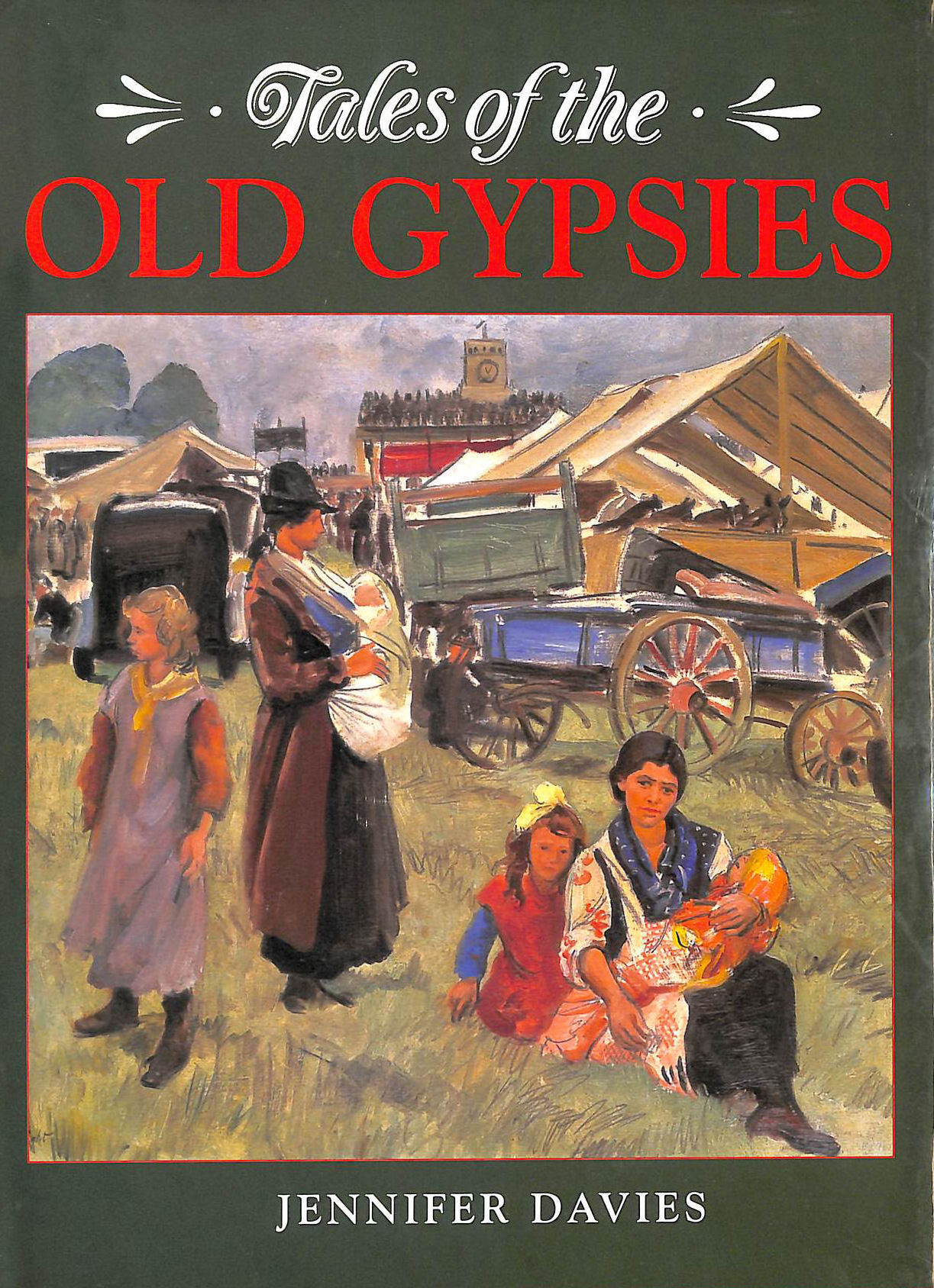 Image for Tales of the Old Gypsies (Country Tales S.)