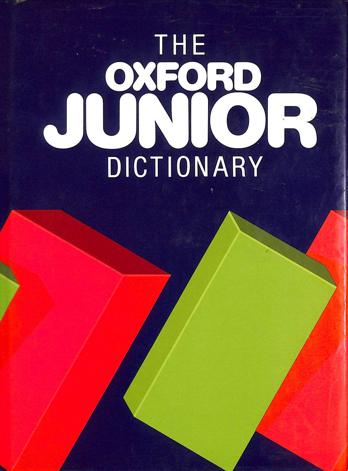 Image for The Oxford Junior Dictionary