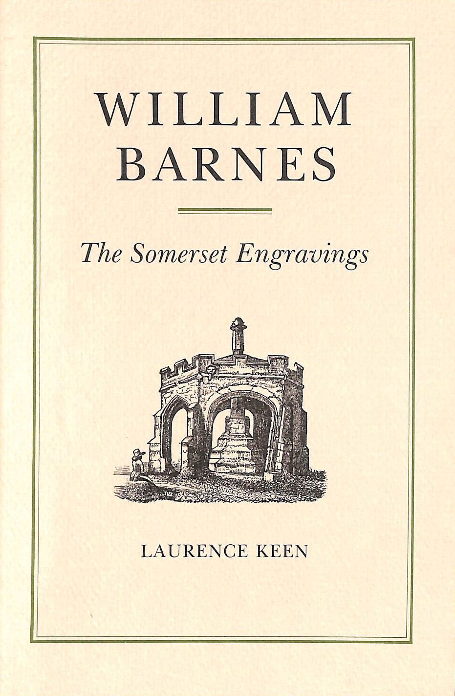 Image for William Barnes: The Somerset Engravings