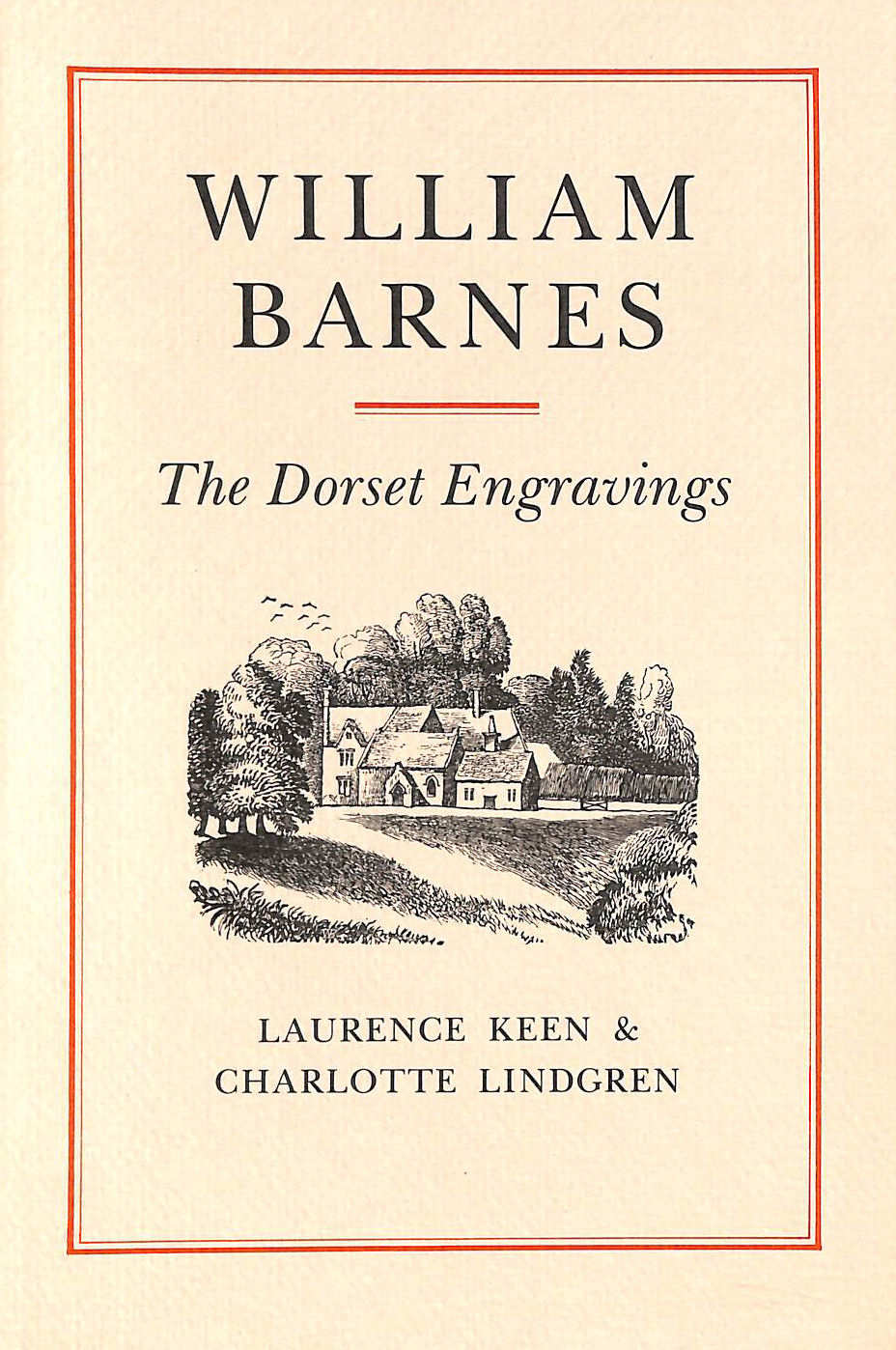 Image for William Barnes, the Dorset Engravings