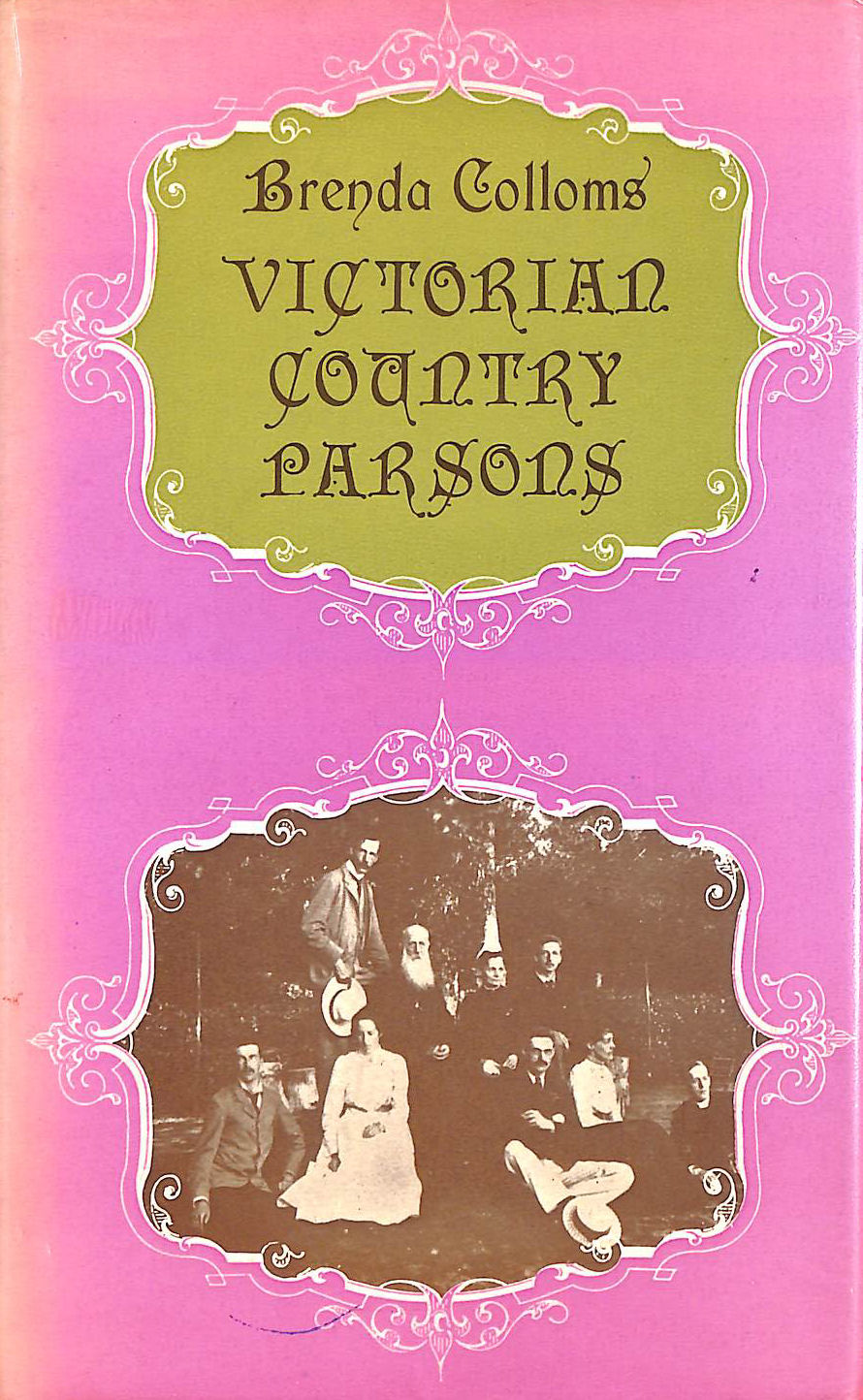 Image for Victorian Country Parsons