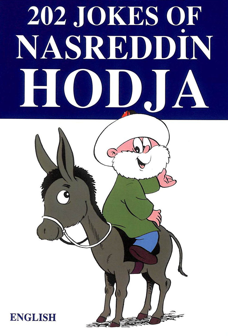 Image for 202 Jokes of Nasreddin Hodja