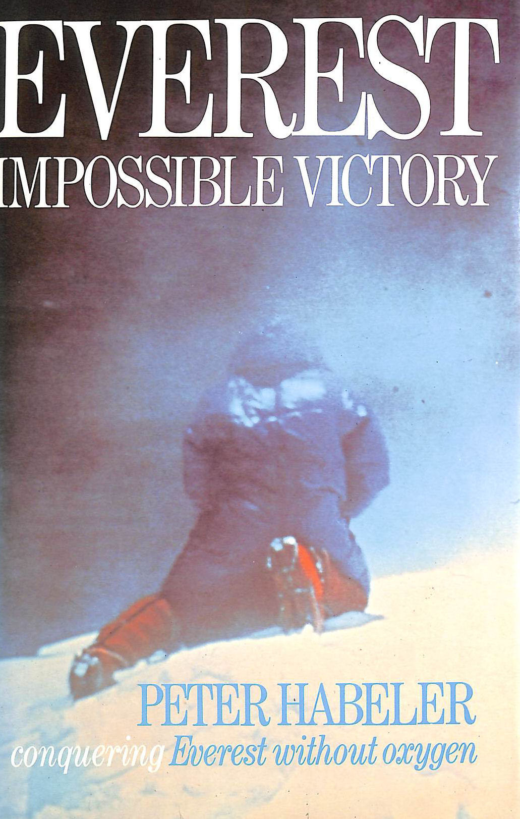 Image for Everest: Impossible Victory