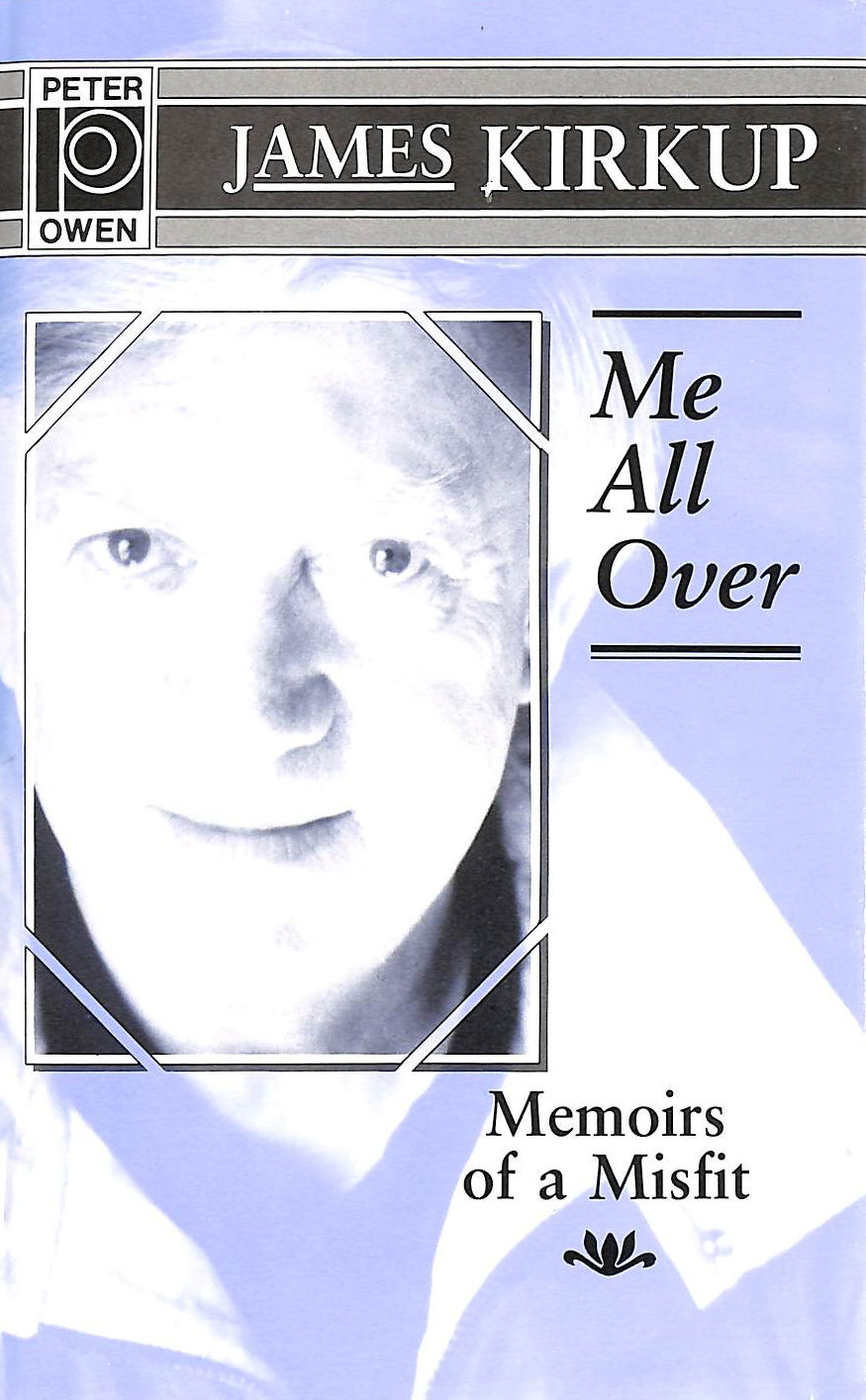 Image for Me All Over: Memoirs of a Misfit