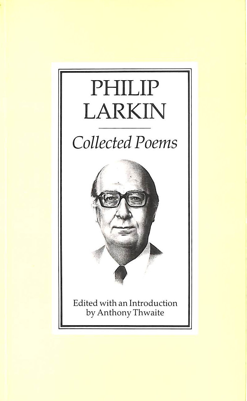 Image for Philip Larkin Collected Poems