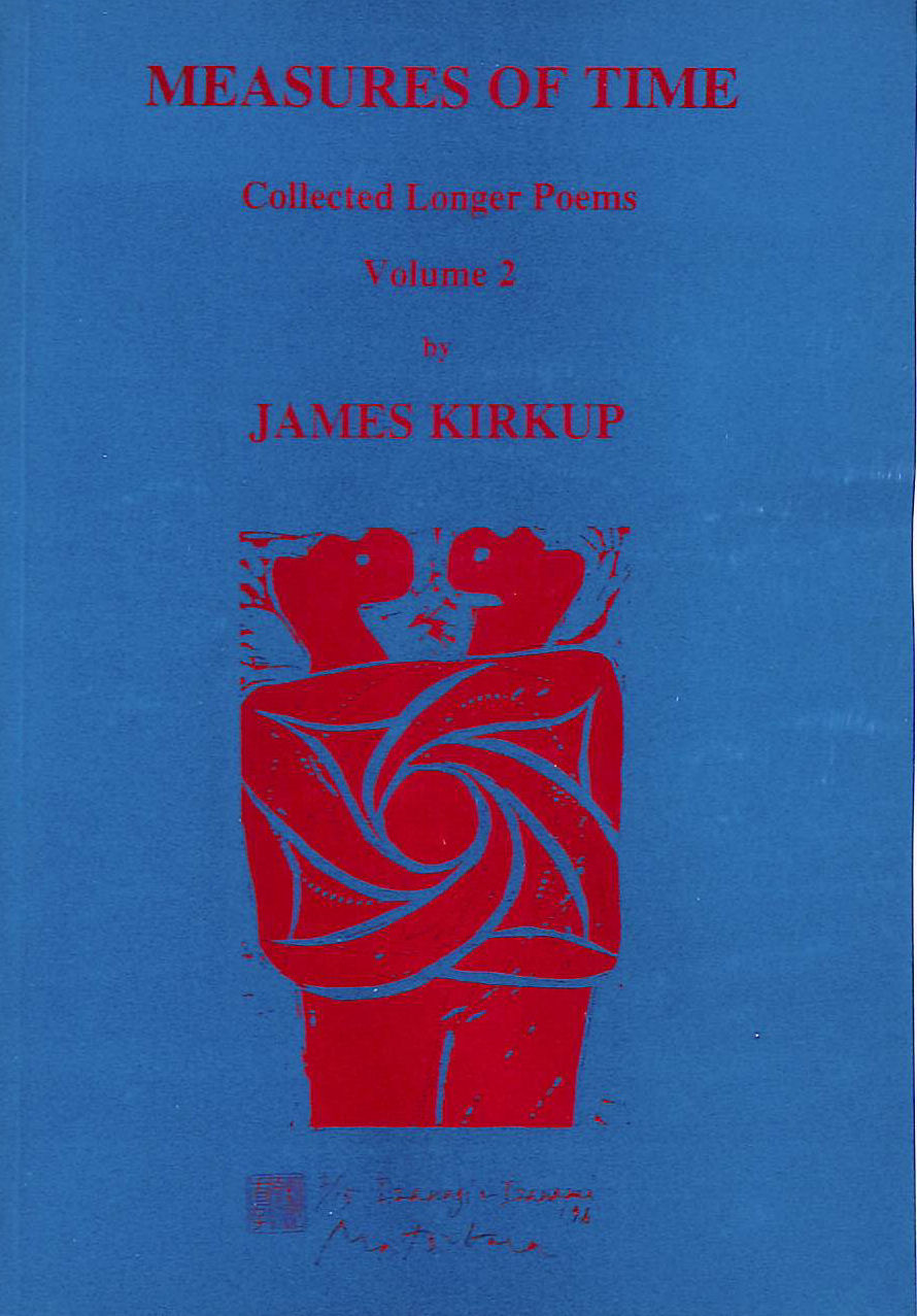 Image for Measures of Time: v. 2: Collected Longer Poems (Salzburg studies: Poetic drama & poetic theory)