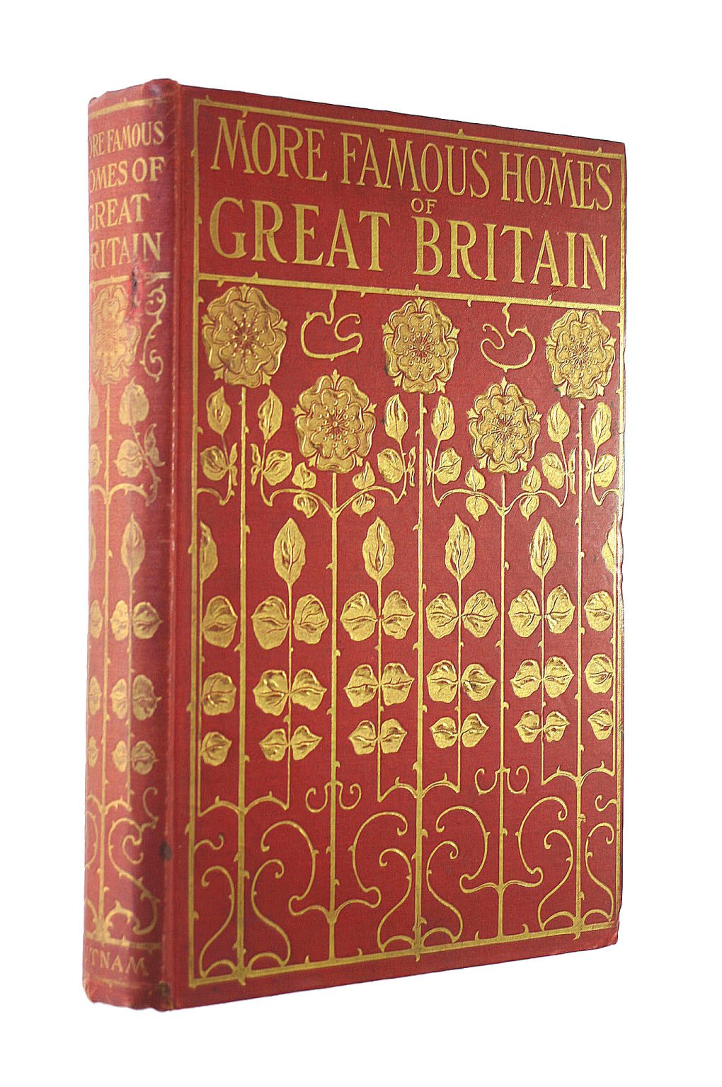 Image for More Famous Homes of Great Britain