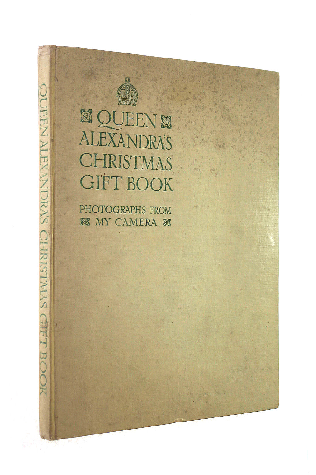 Image for Queen Alexandra's Christmas Gift Book: Photographs from my Camera
