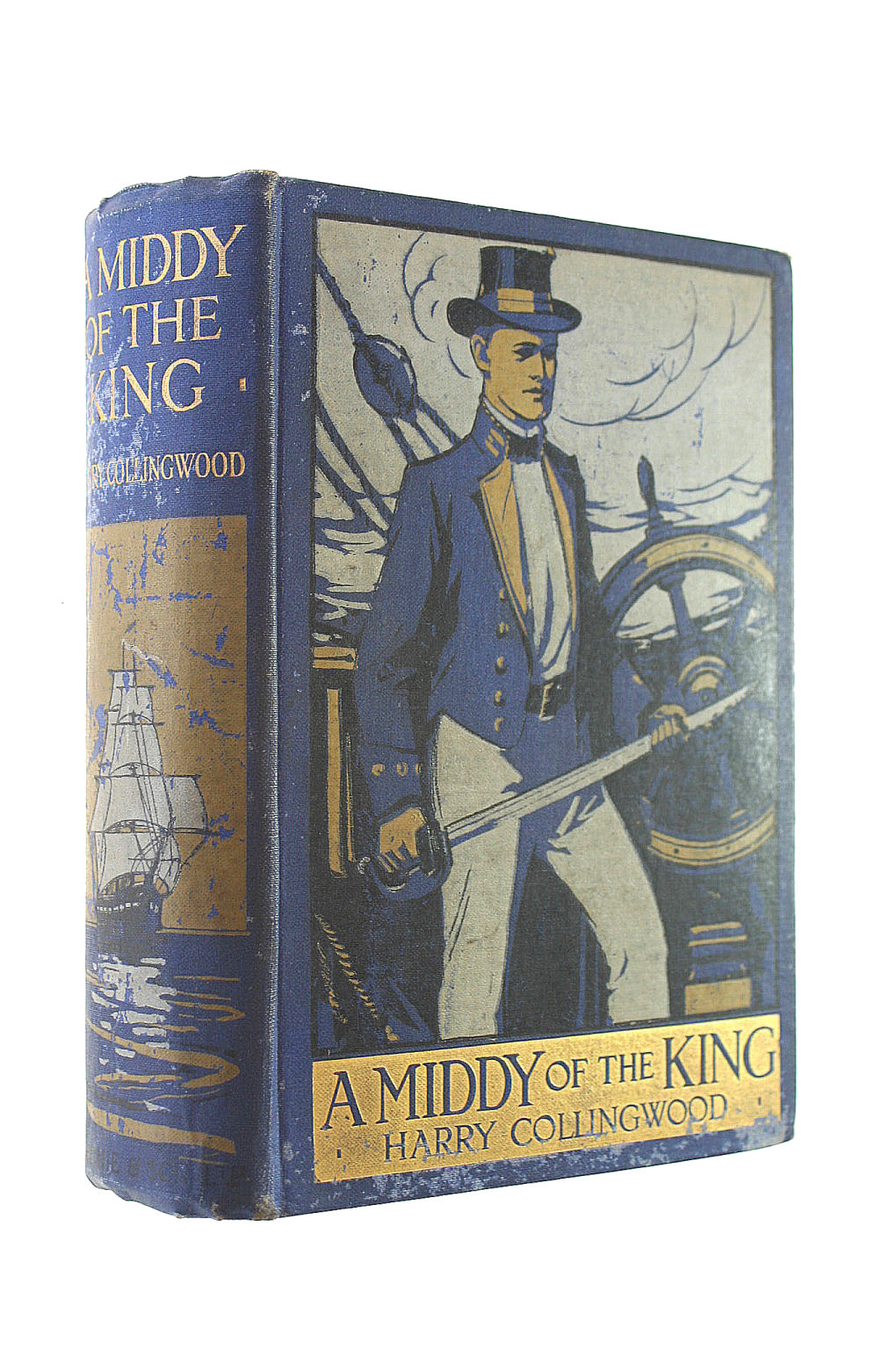 Image for A Middy of the King: a Romance of the Old British Navy
