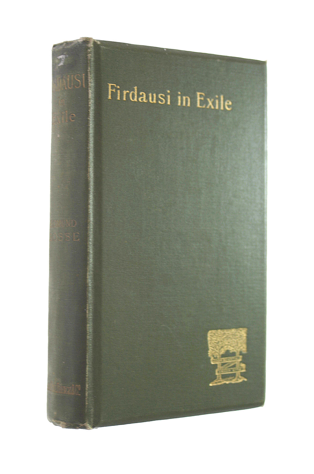Image for Firdausi In Exile & Other Poems.
