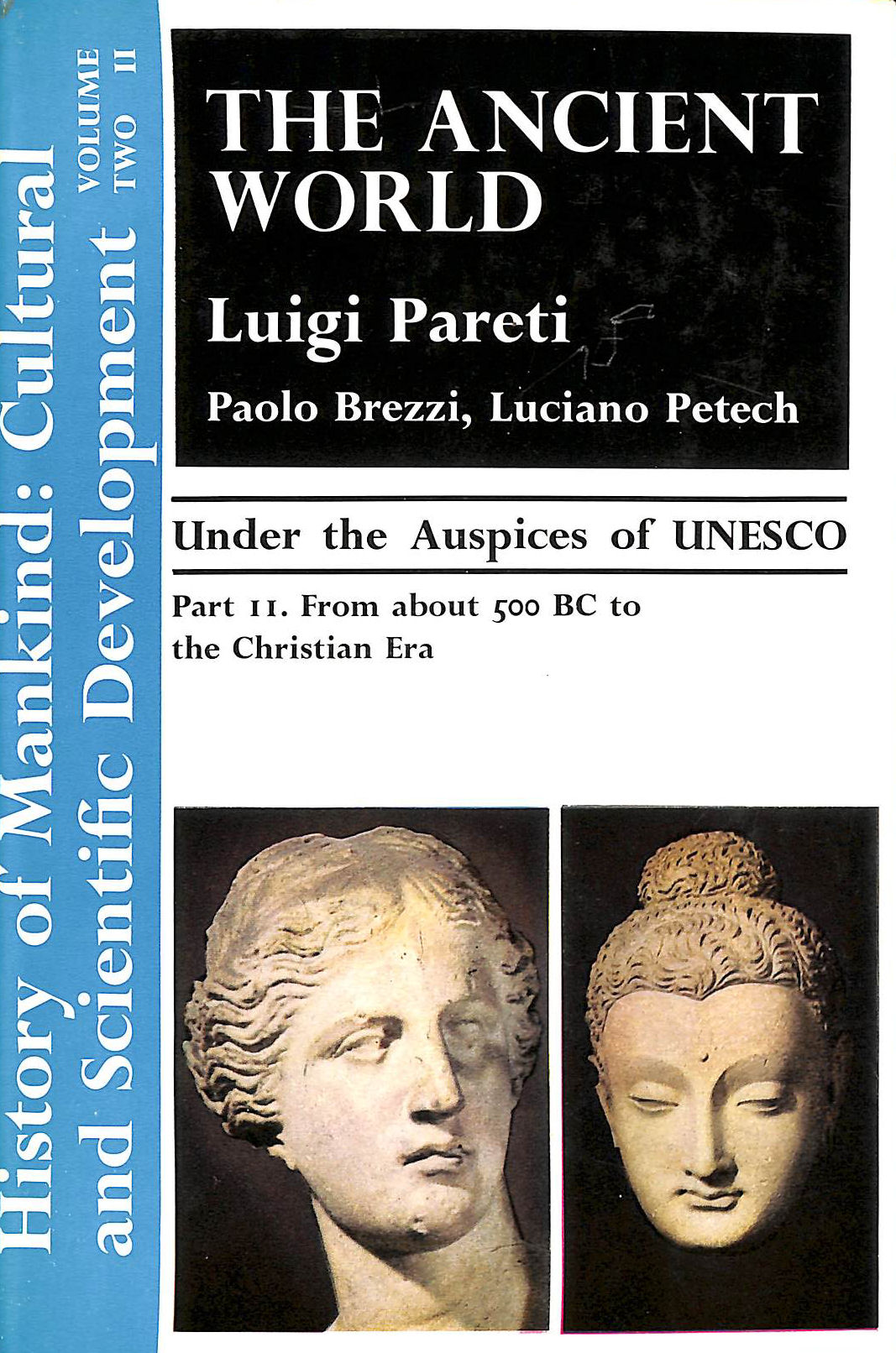 Image for The Ancient World: Vol 2 Part II, From 500BC t the Christian Era