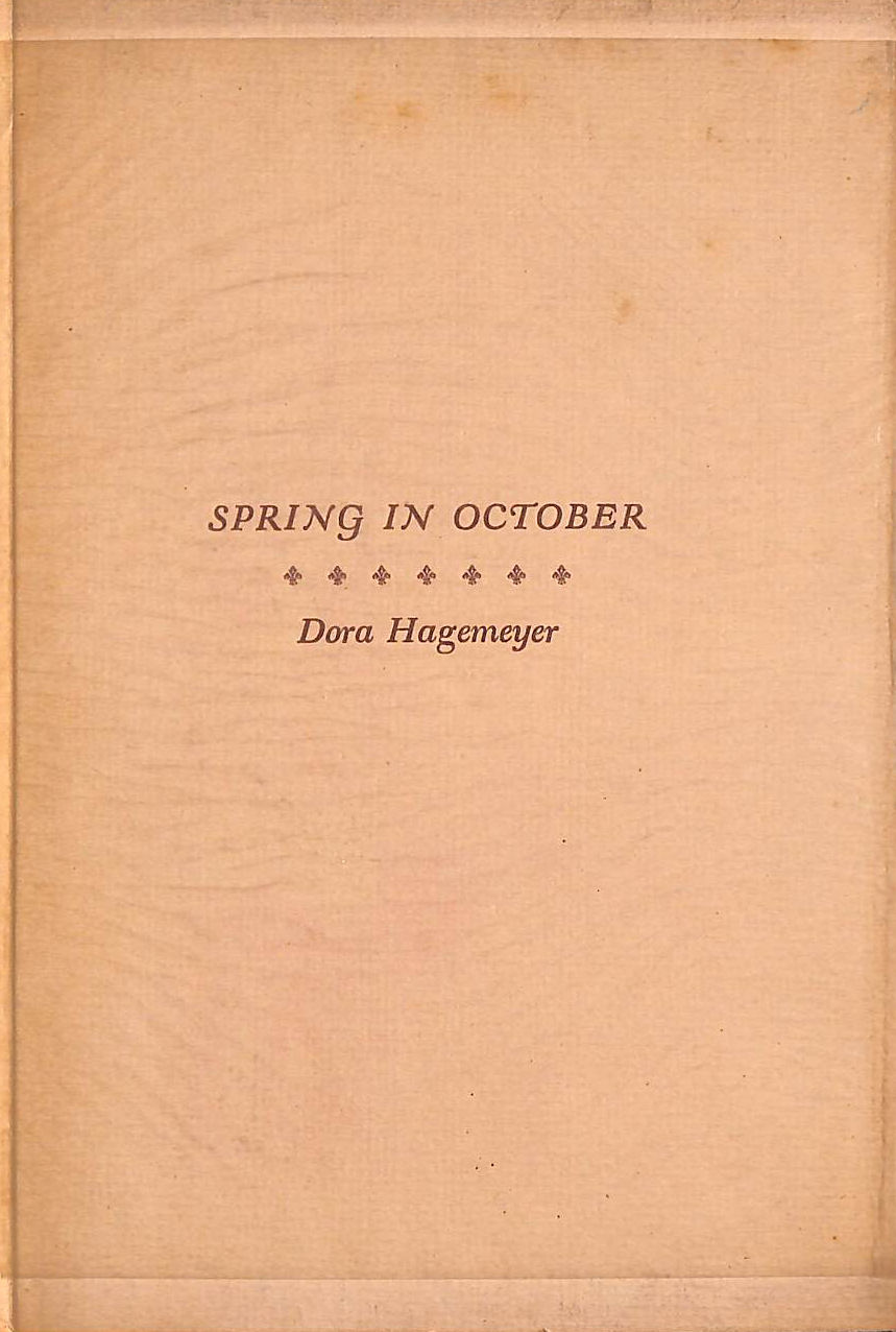 Image for Spring in October
