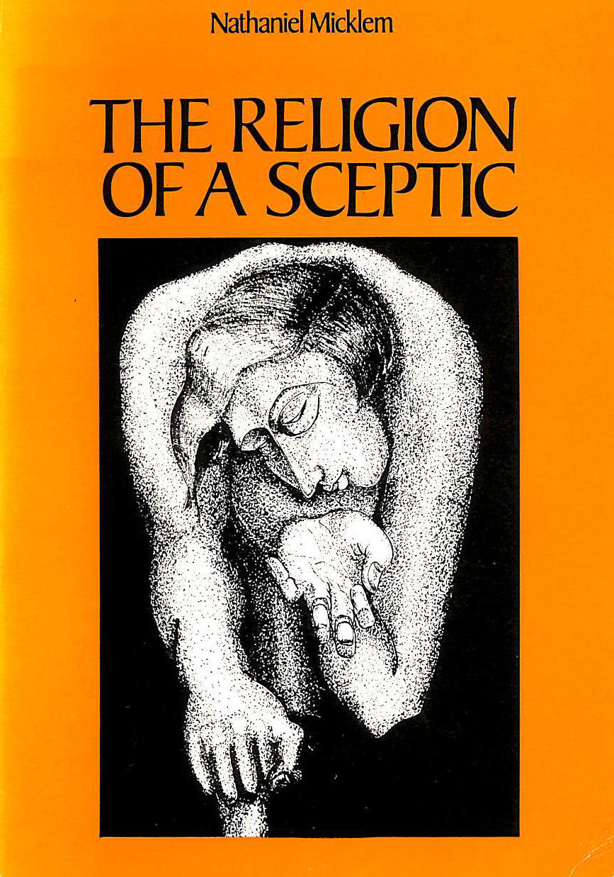 Image for The Religion of a Sceptic