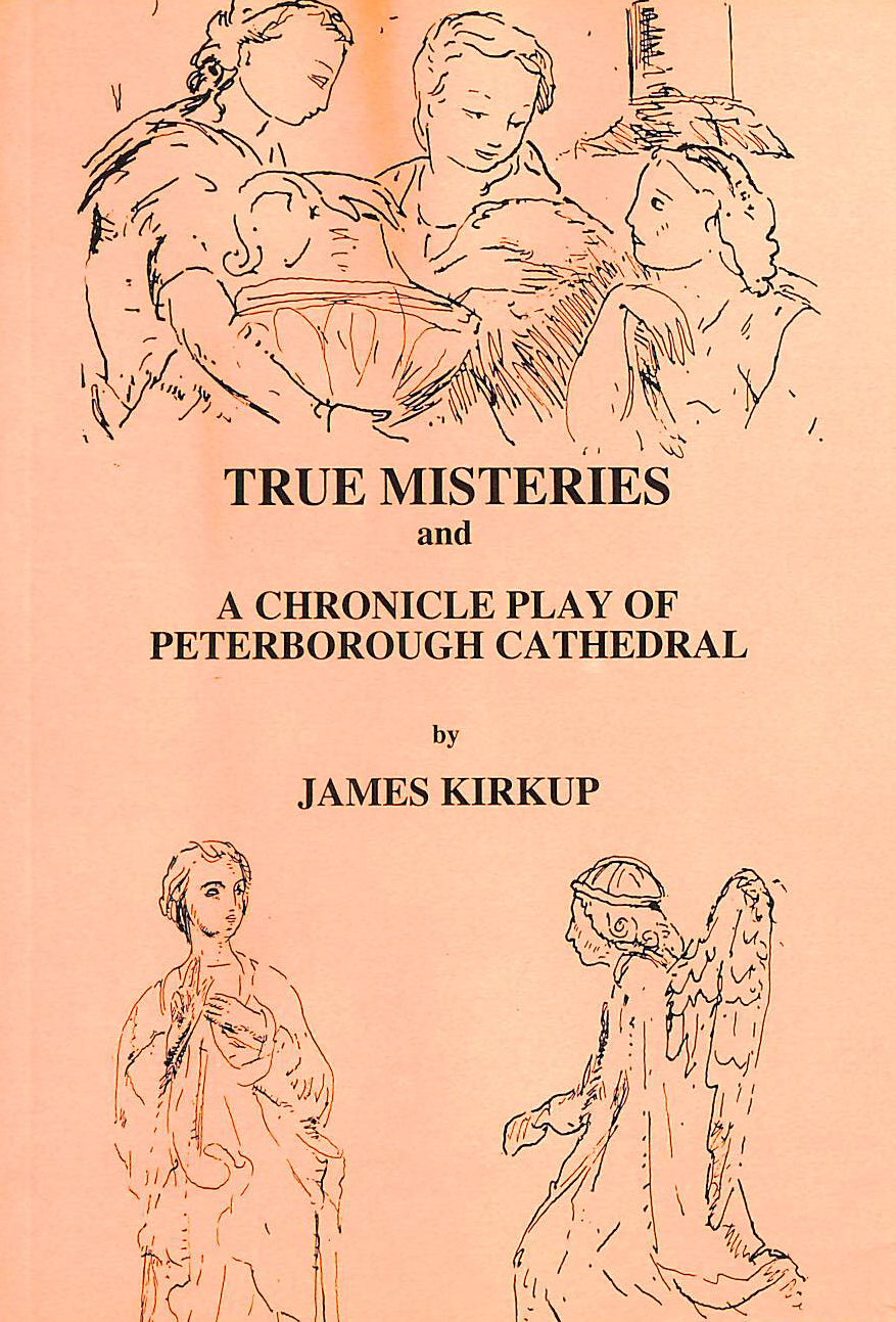 Image for True Misteries (Salzburg studies: Poetic drama & poetic theory)