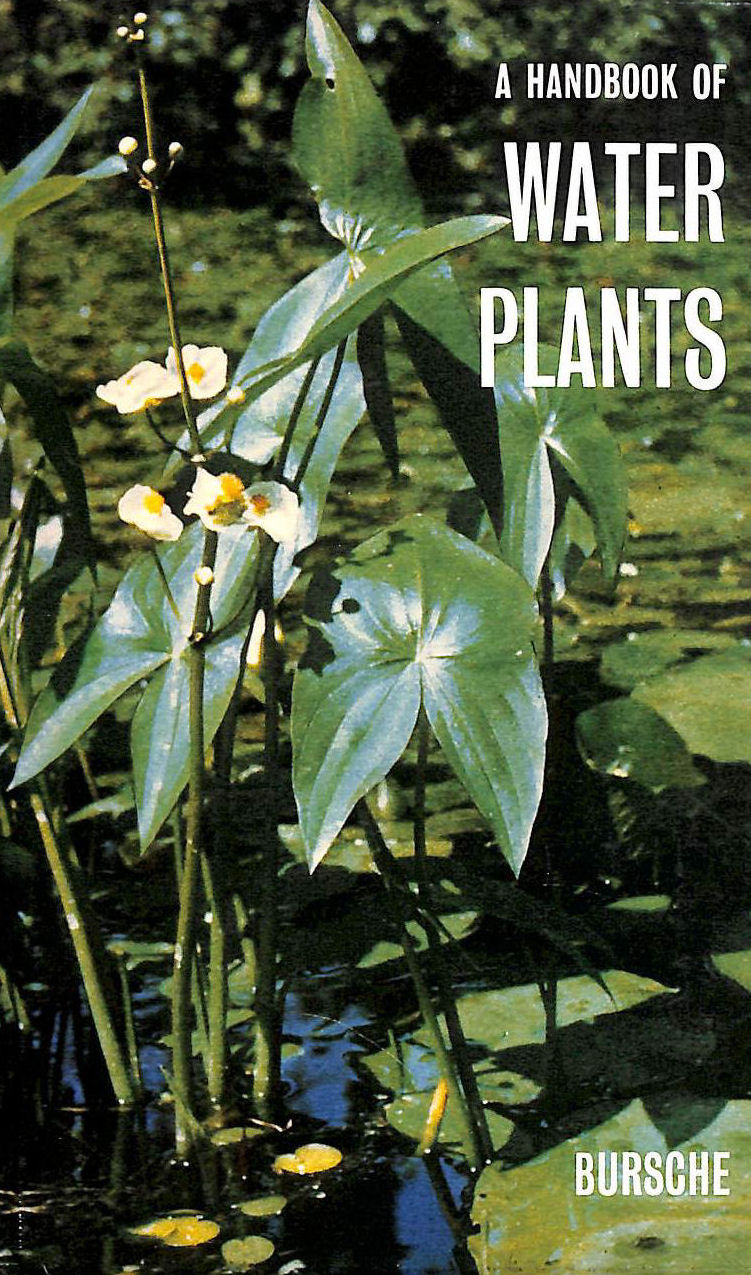Image for A Handbook of Water Plants