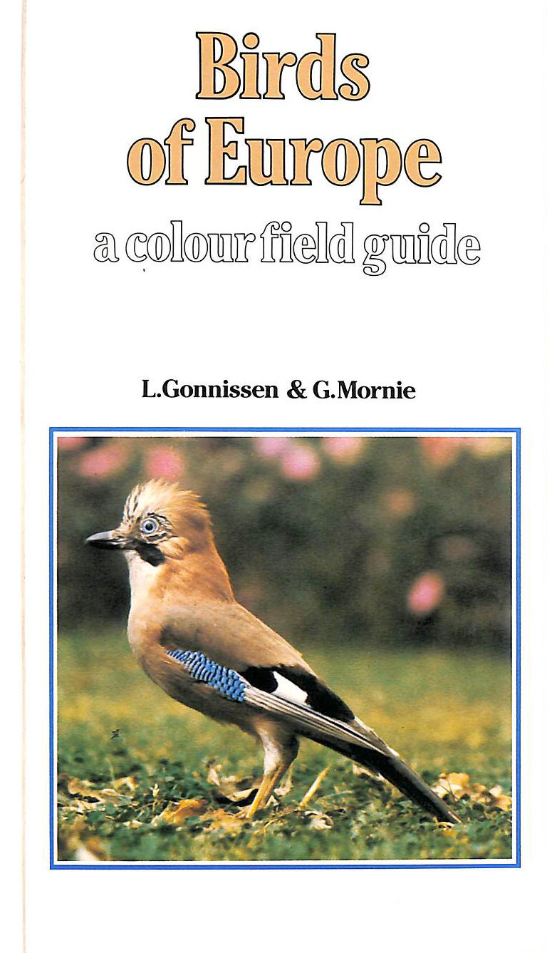 Image for Birds of Europe