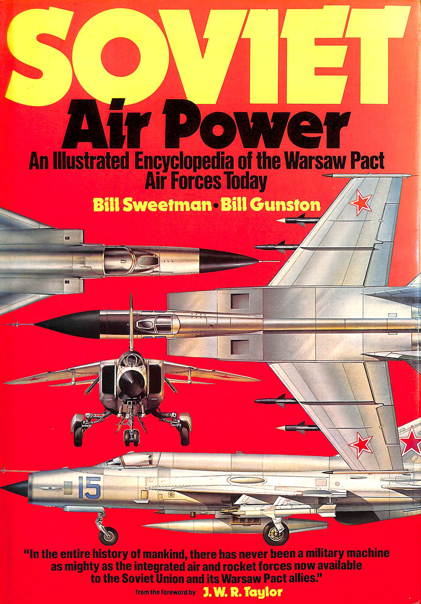 Image for Soviet Air Power: An Illustrated Encyclopedia of the Warsaw Pact Airforces Today