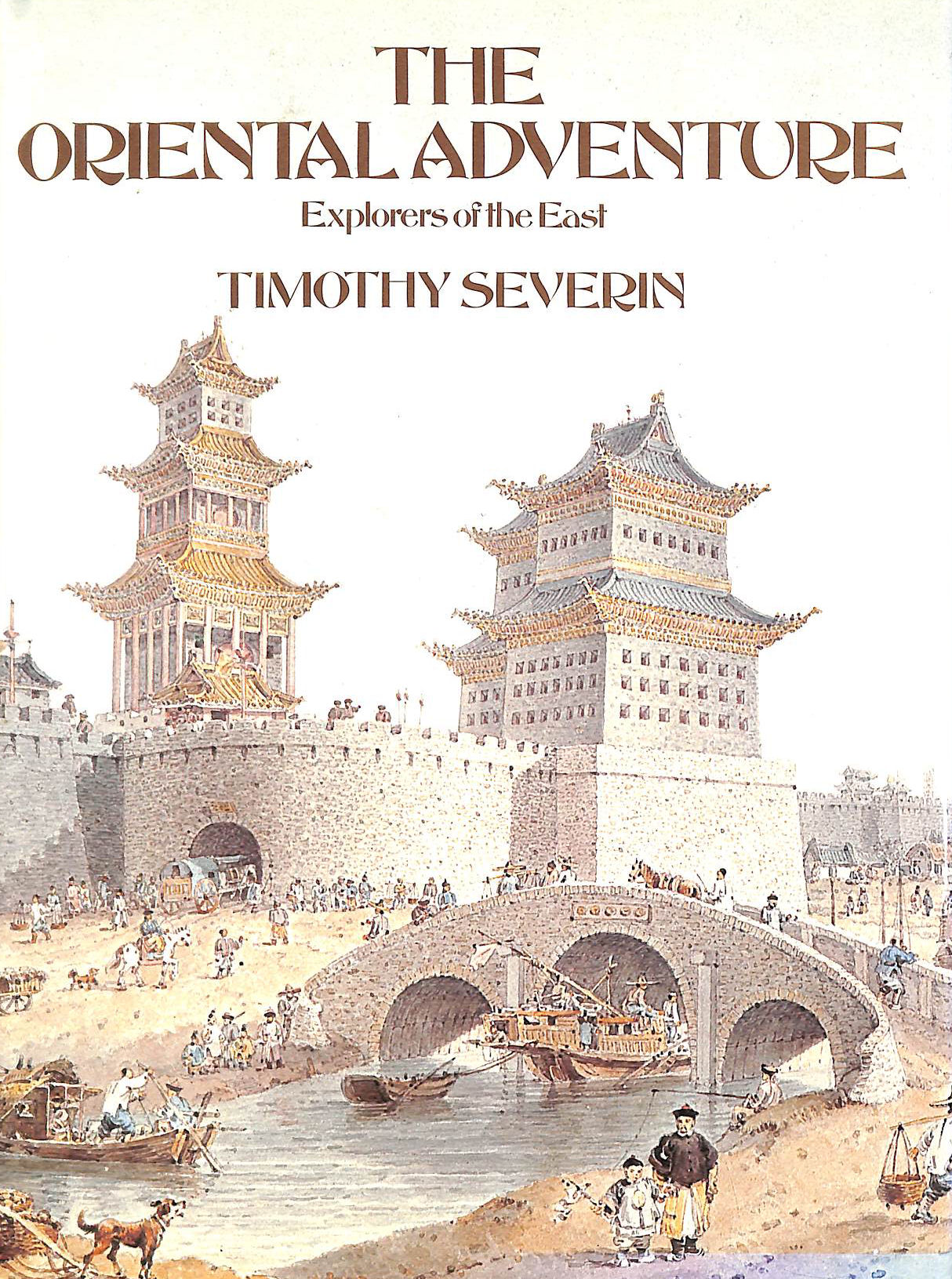 Image for The Oriental Adventure