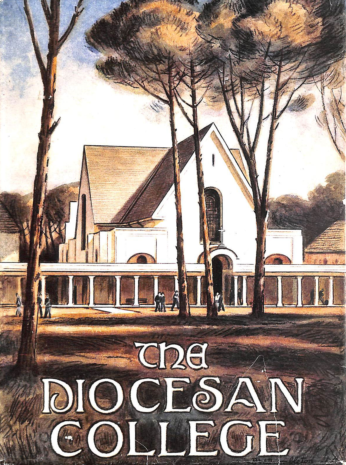 Image for The Diocesan College- a century of Bishops