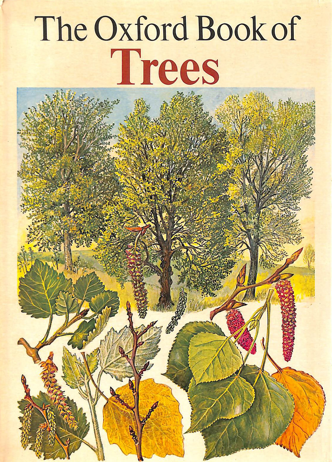 Image for Oxford Book of Trees