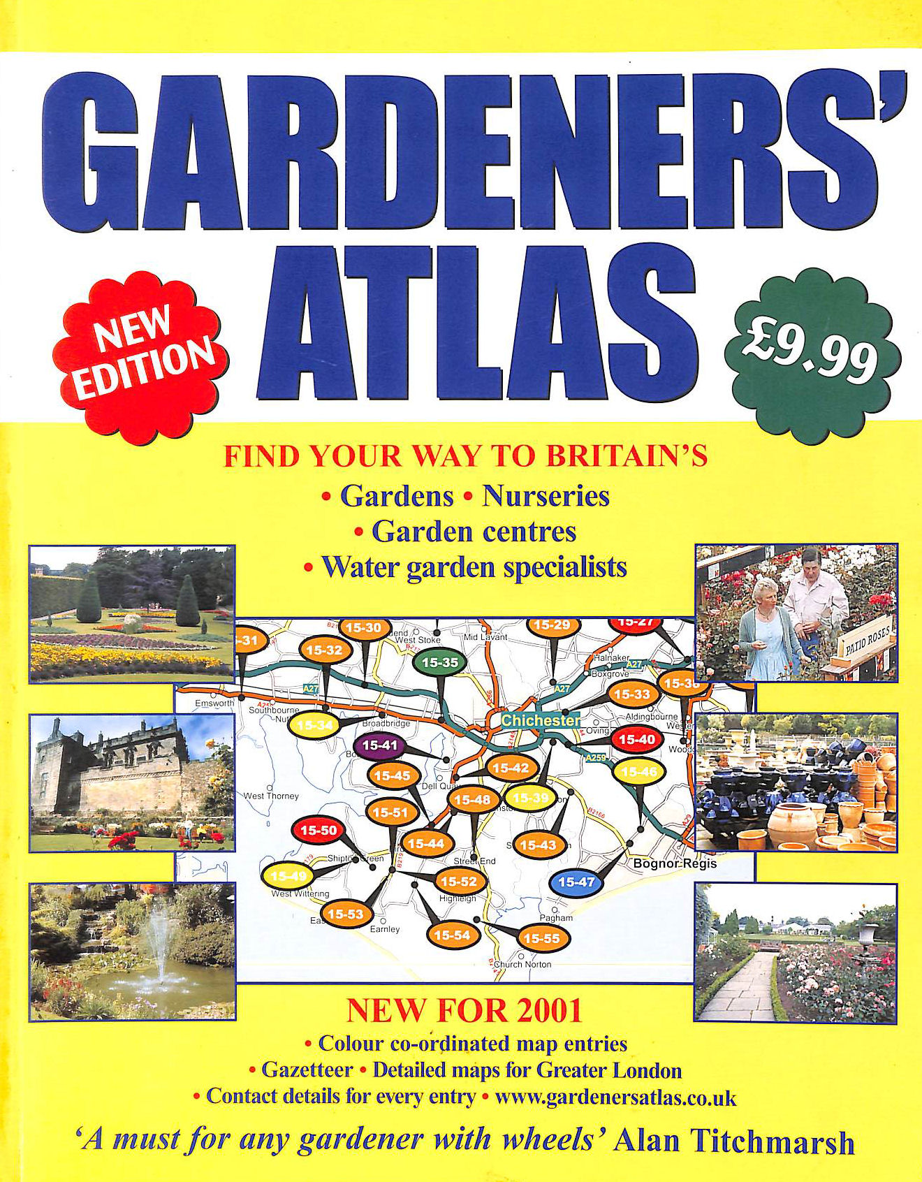 Image for Gardeners' Atlas