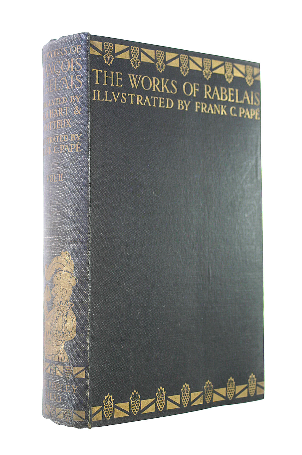 Image for The Complete Works Of Doctor Francois Rabelais Vol Two