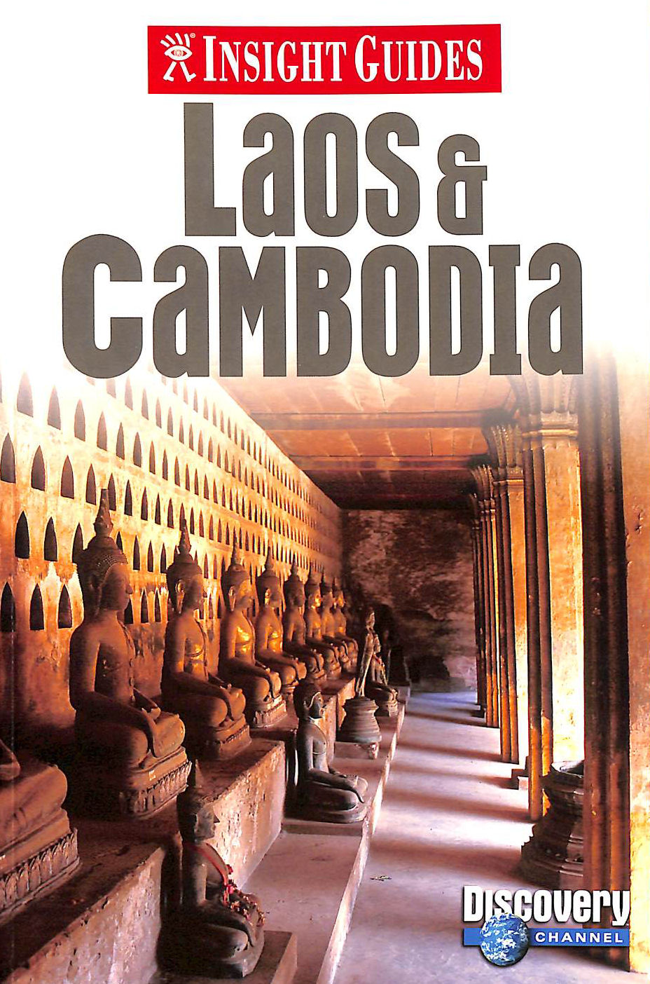 Image for Laos and Cambodia Insight Guide (Insight Guides)