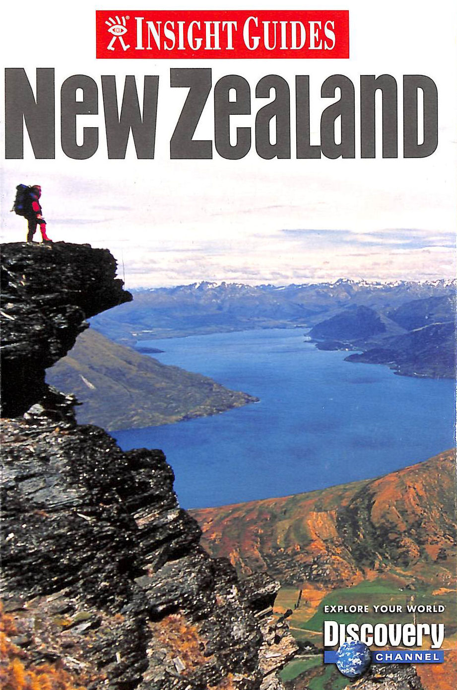 Image for New Zealand Insight Guide (Insight Guides)