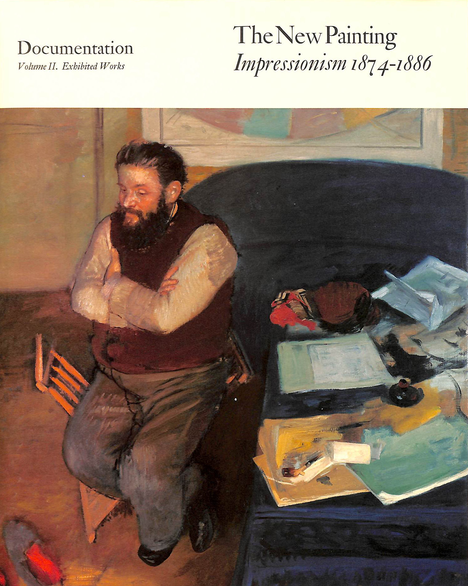 Image for The New Painting Documentation: Impressionism 1874-1886
