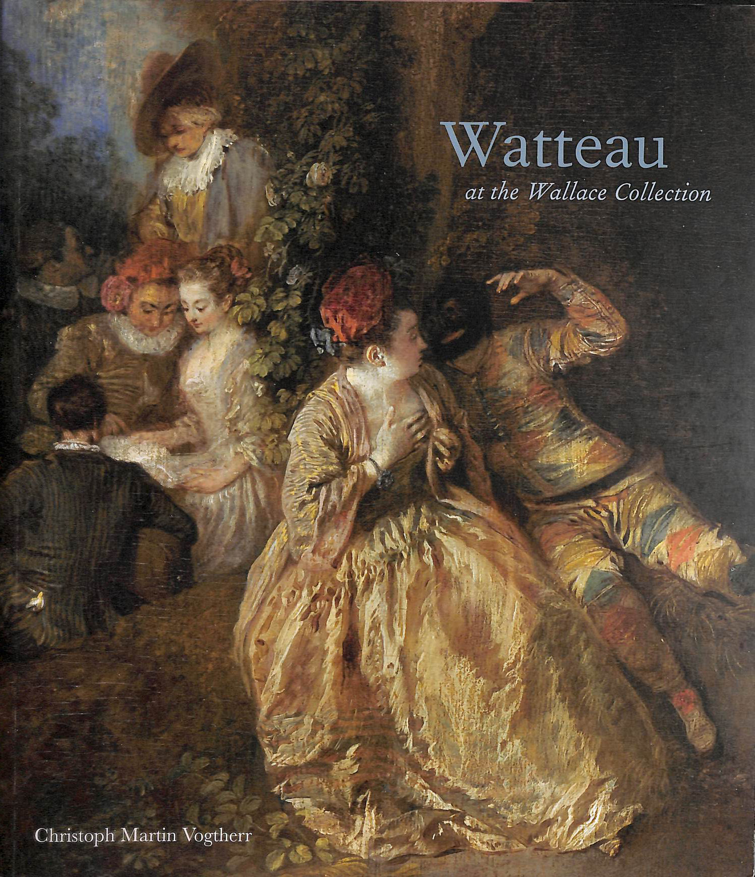 Image for Watteau at the Wallace Collection