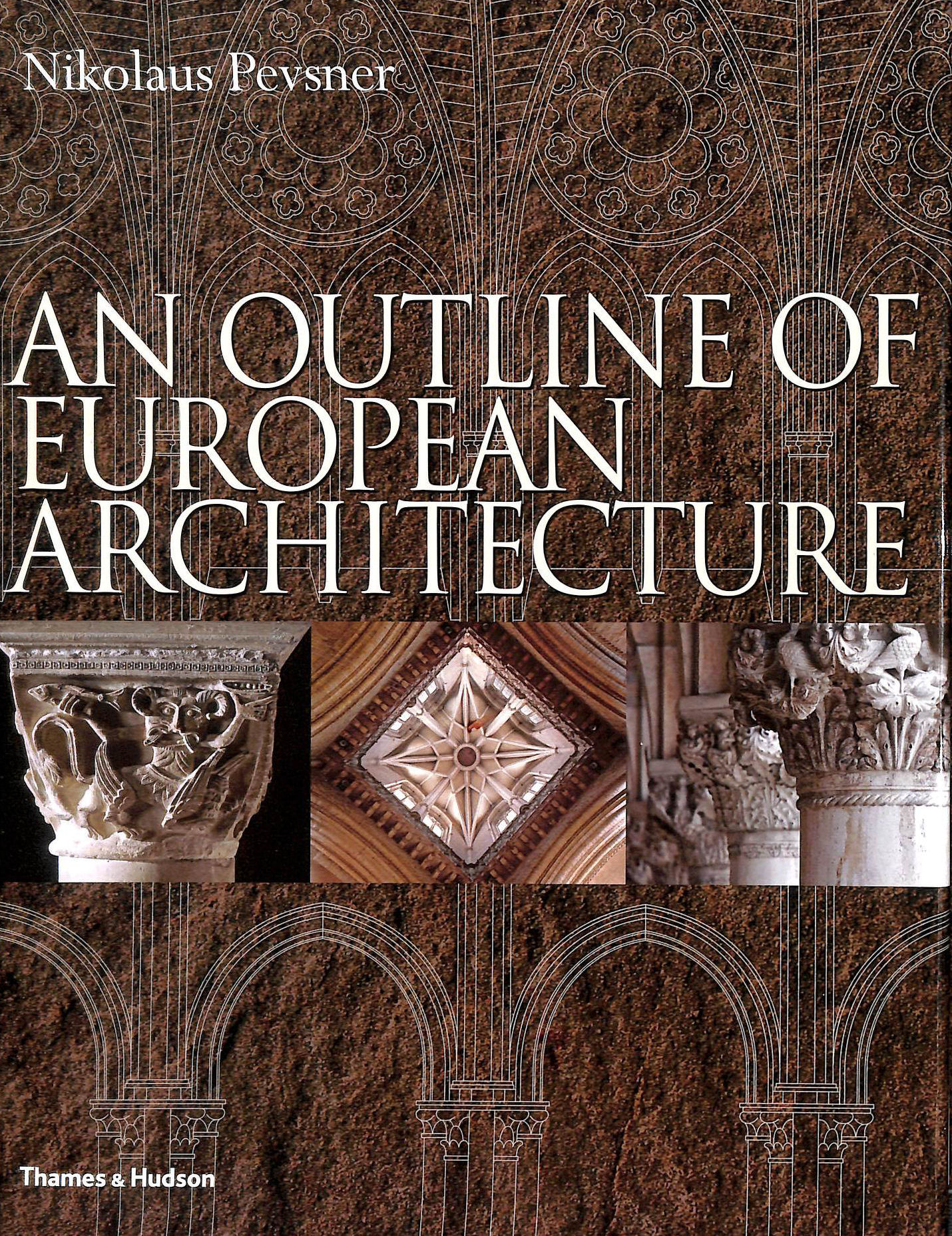 Image for An Outline of European Architecture