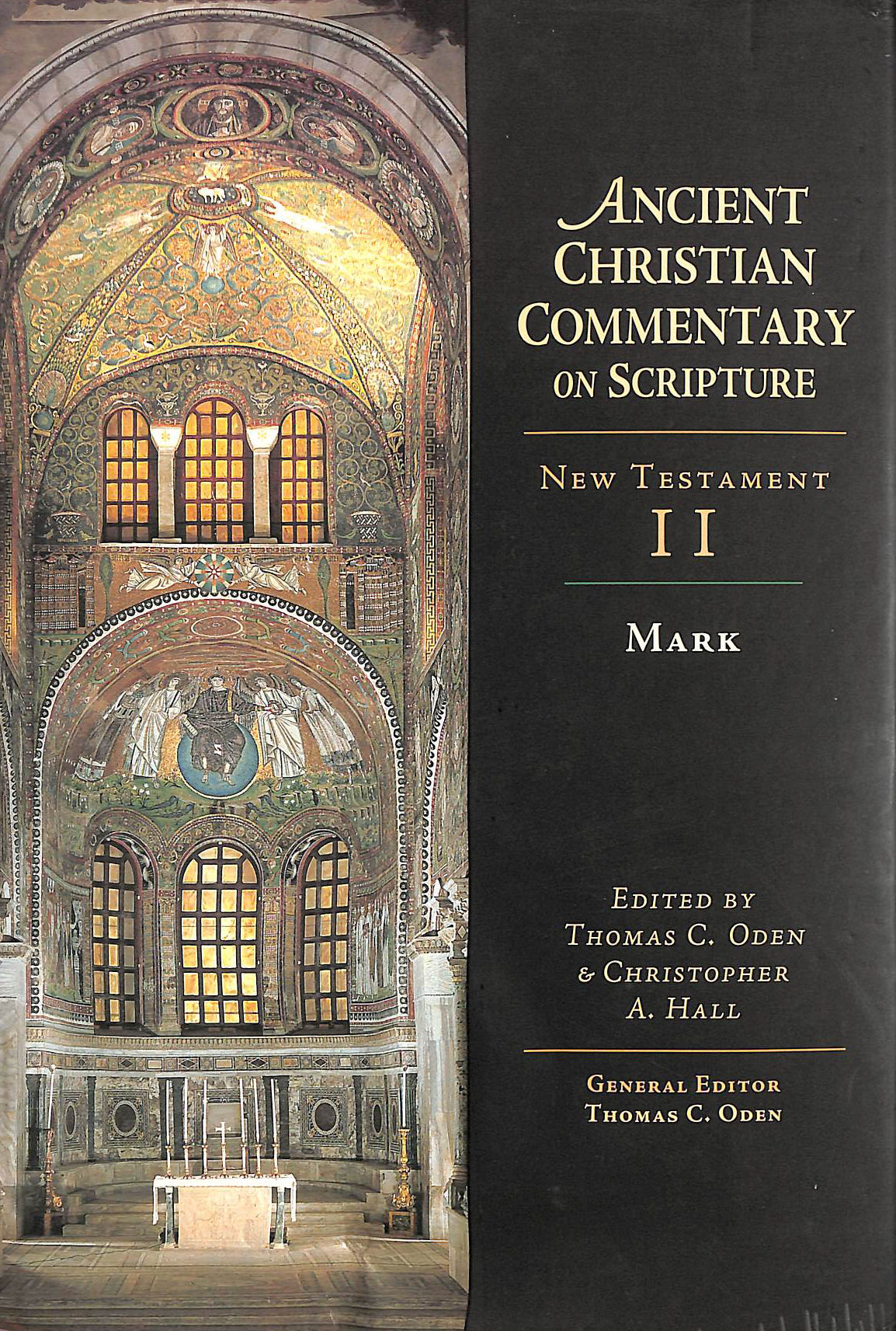 Image for Mark New Testament II (Ancient Christian Commentary on Scripture)