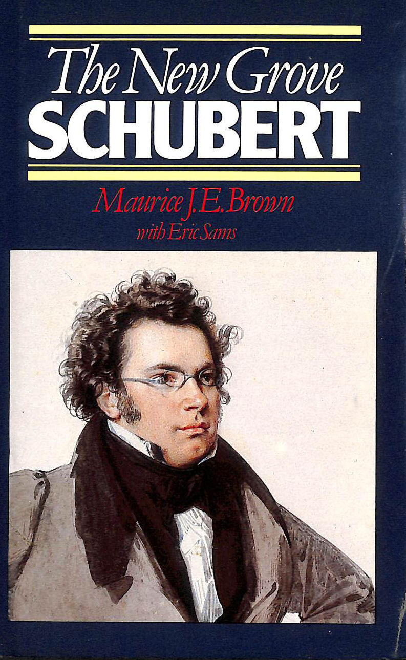 Image for The New Grove Schubert (The New Grove Composer Biography)